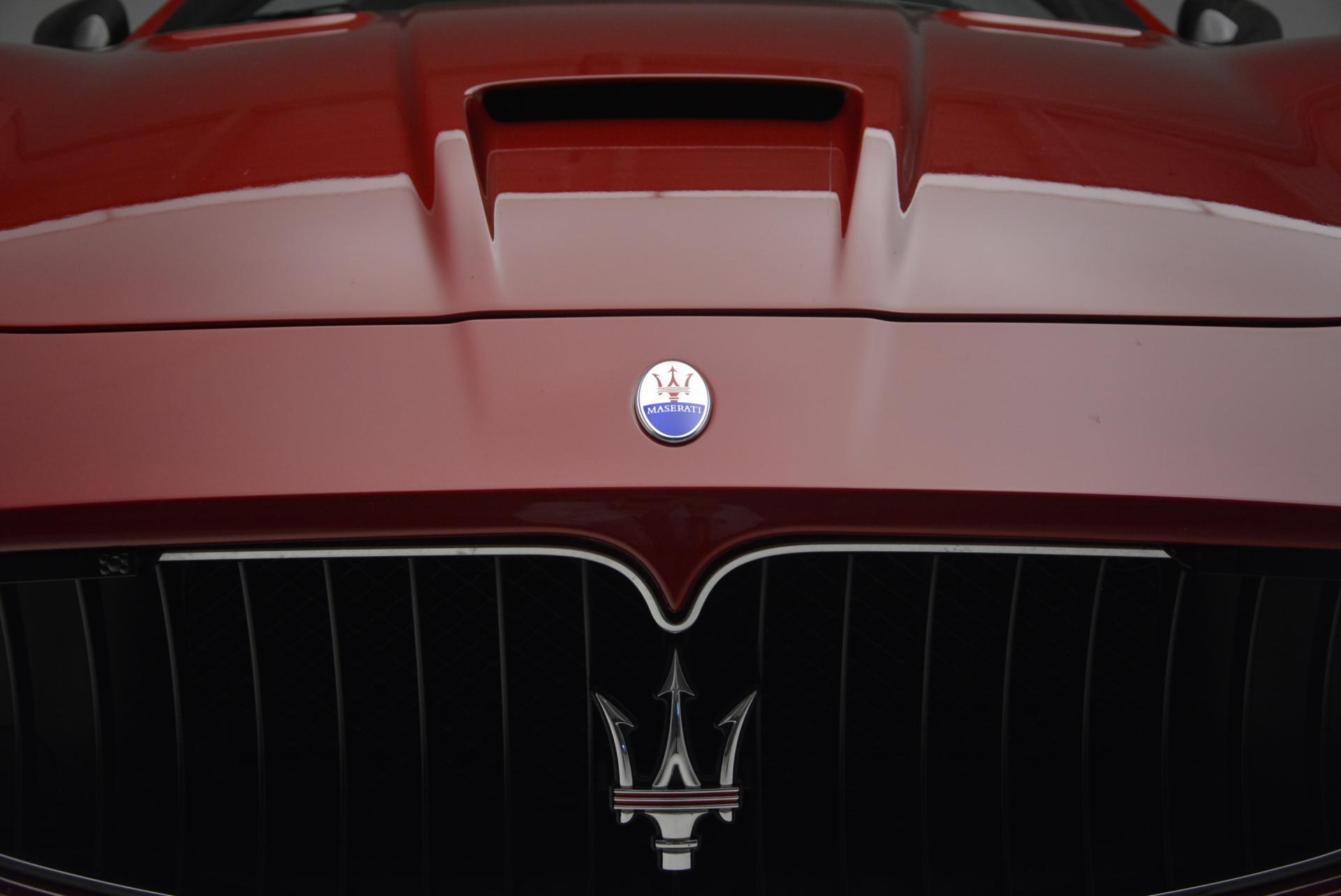 Used 2014 Maserati GranTurismo MC For Sale In Greenwich, CT 525_p14