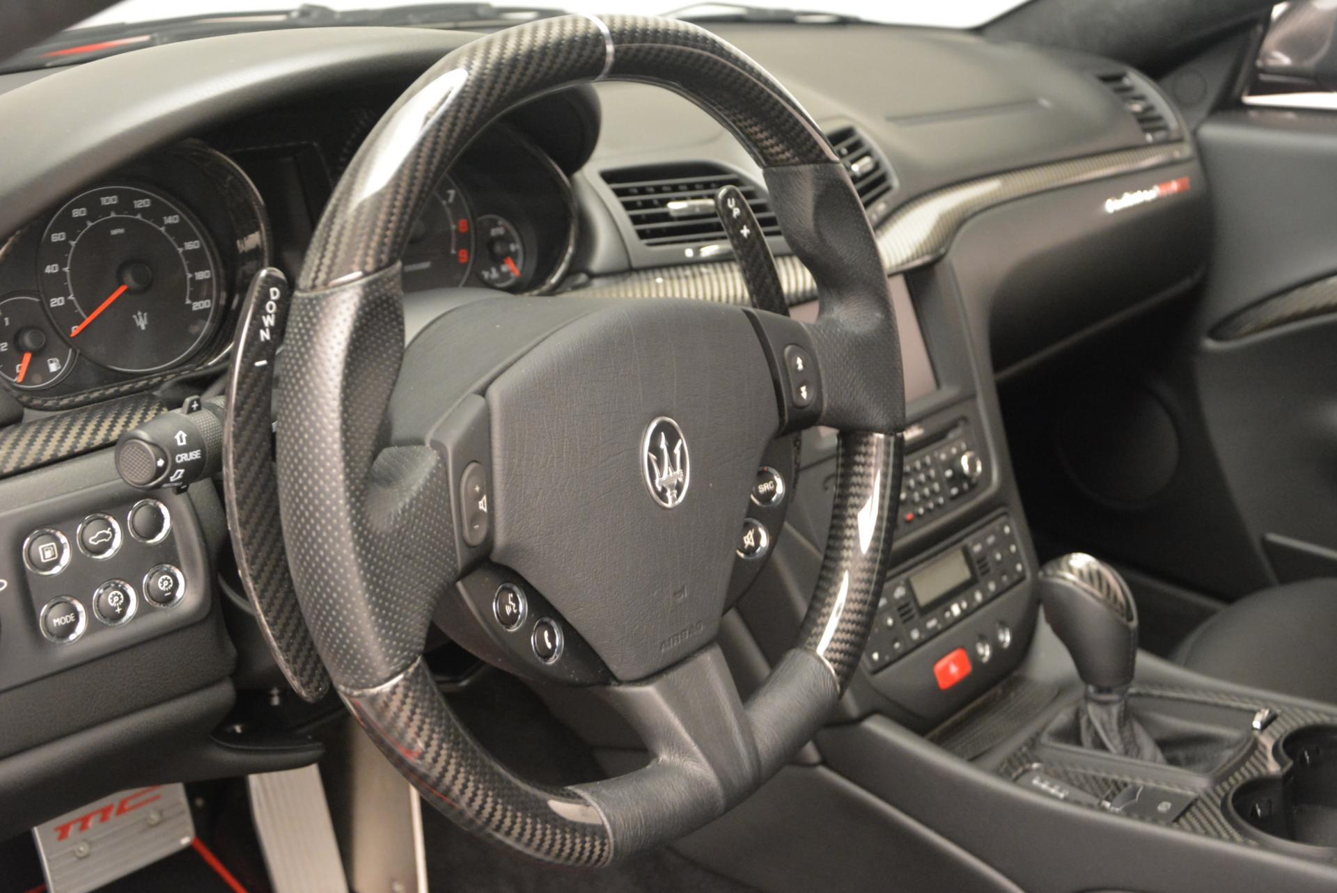 Used 2014 Maserati GranTurismo MC For Sale In Greenwich, CT 525_p19