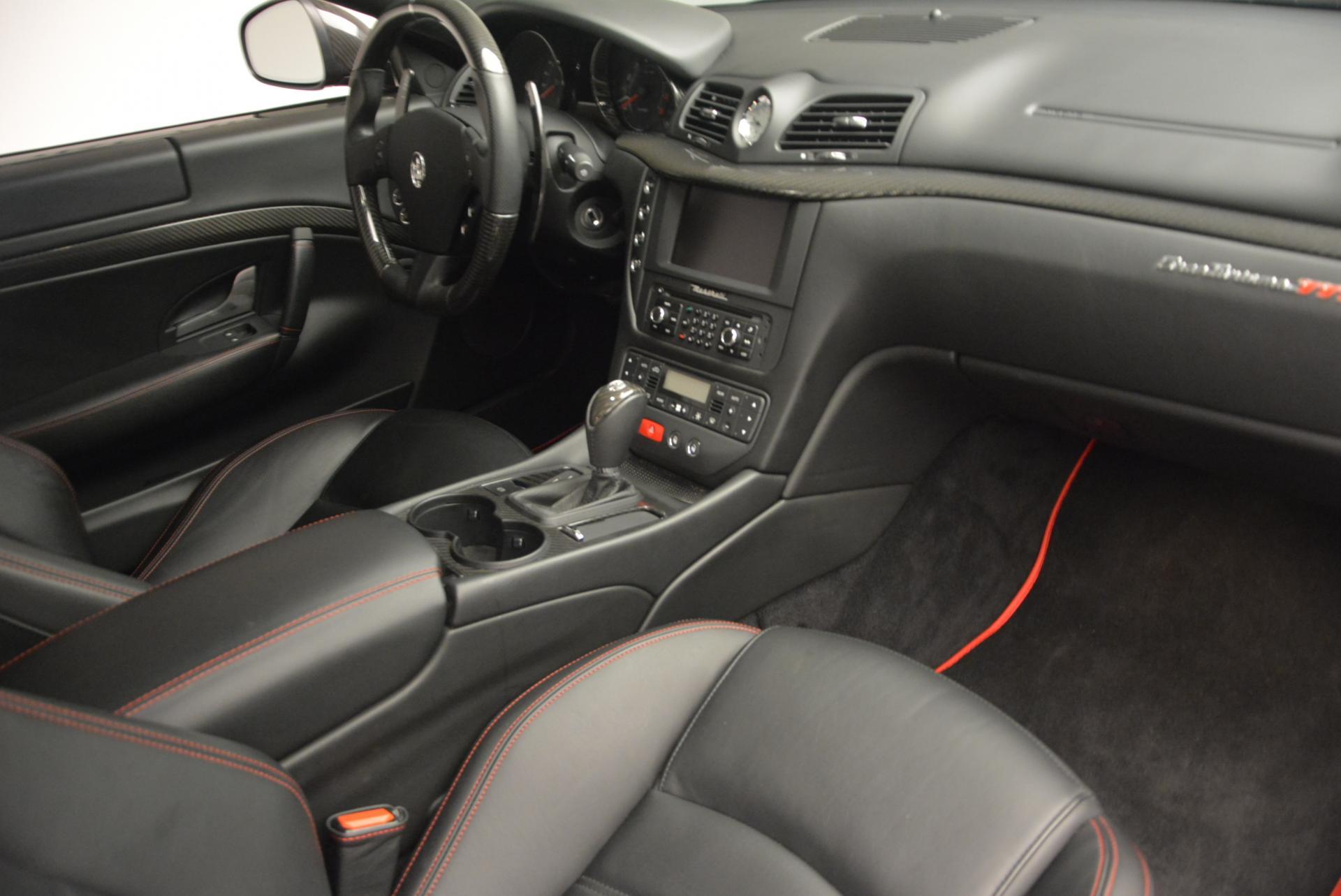 Used 2014 Maserati GranTurismo MC For Sale In Greenwich, CT 525_p20