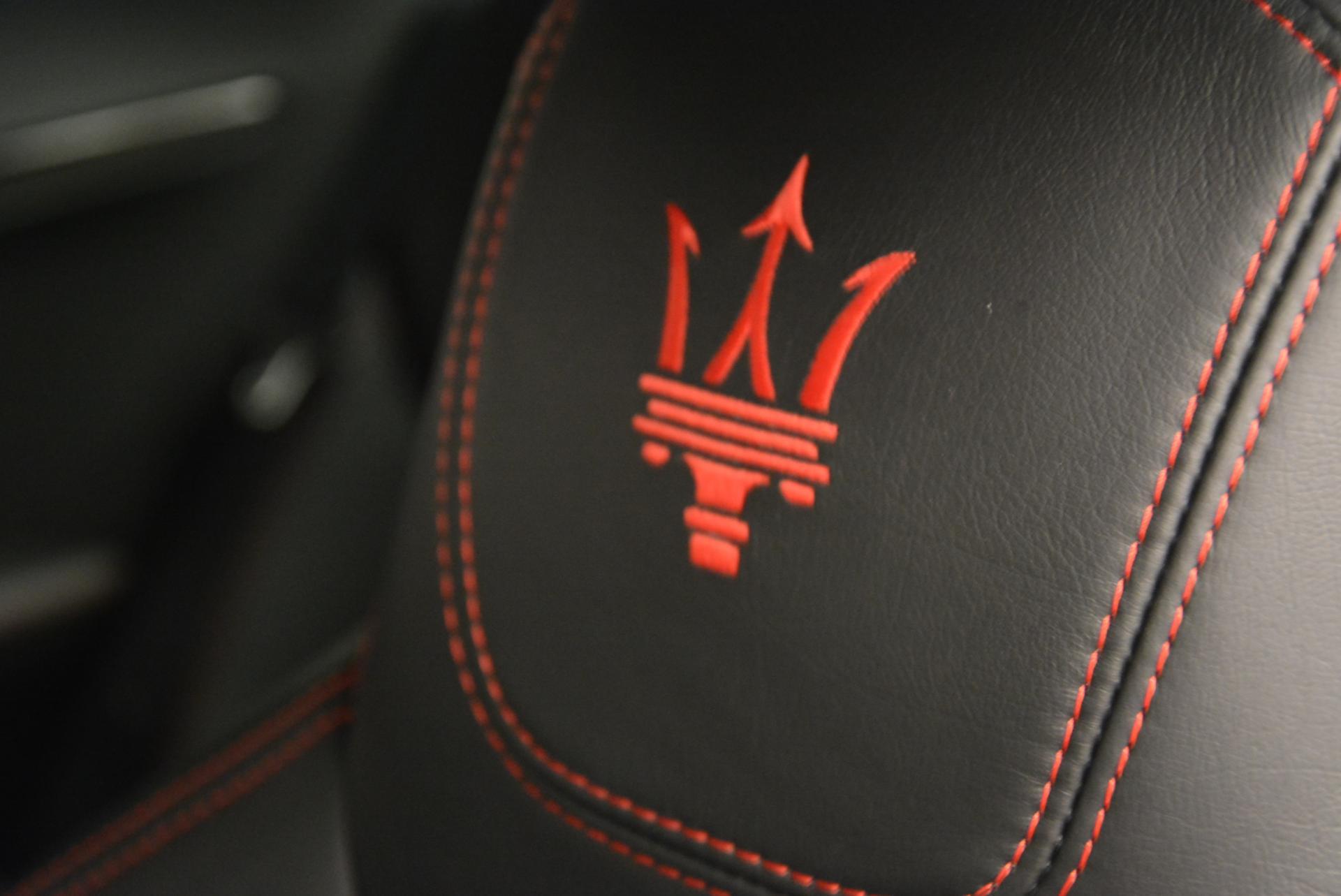 Used 2014 Maserati GranTurismo MC For Sale In Greenwich, CT 525_p23