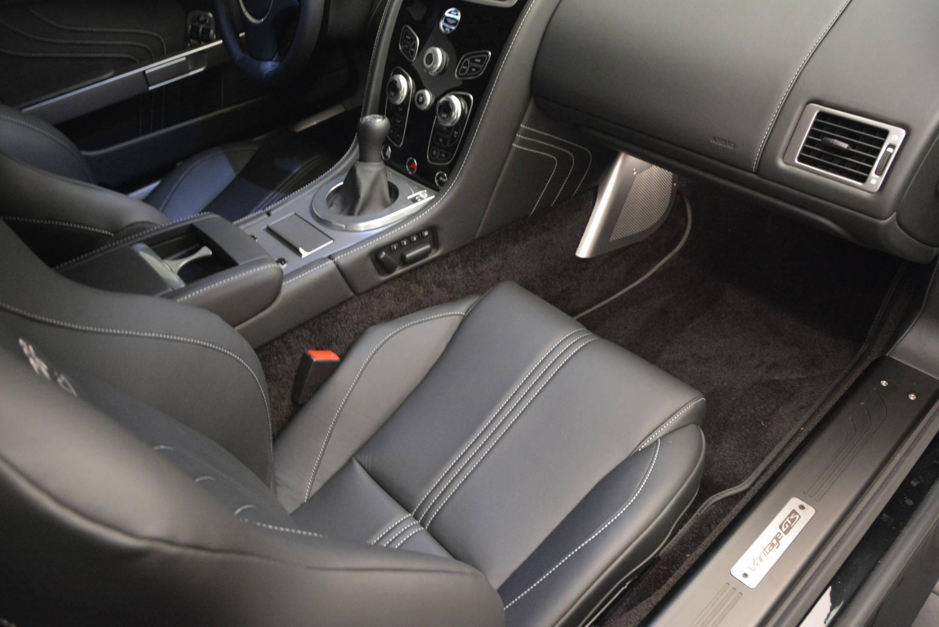 New 2016 Aston Martin V8 Vantage GTS S For Sale In Greenwich, CT 526_p19