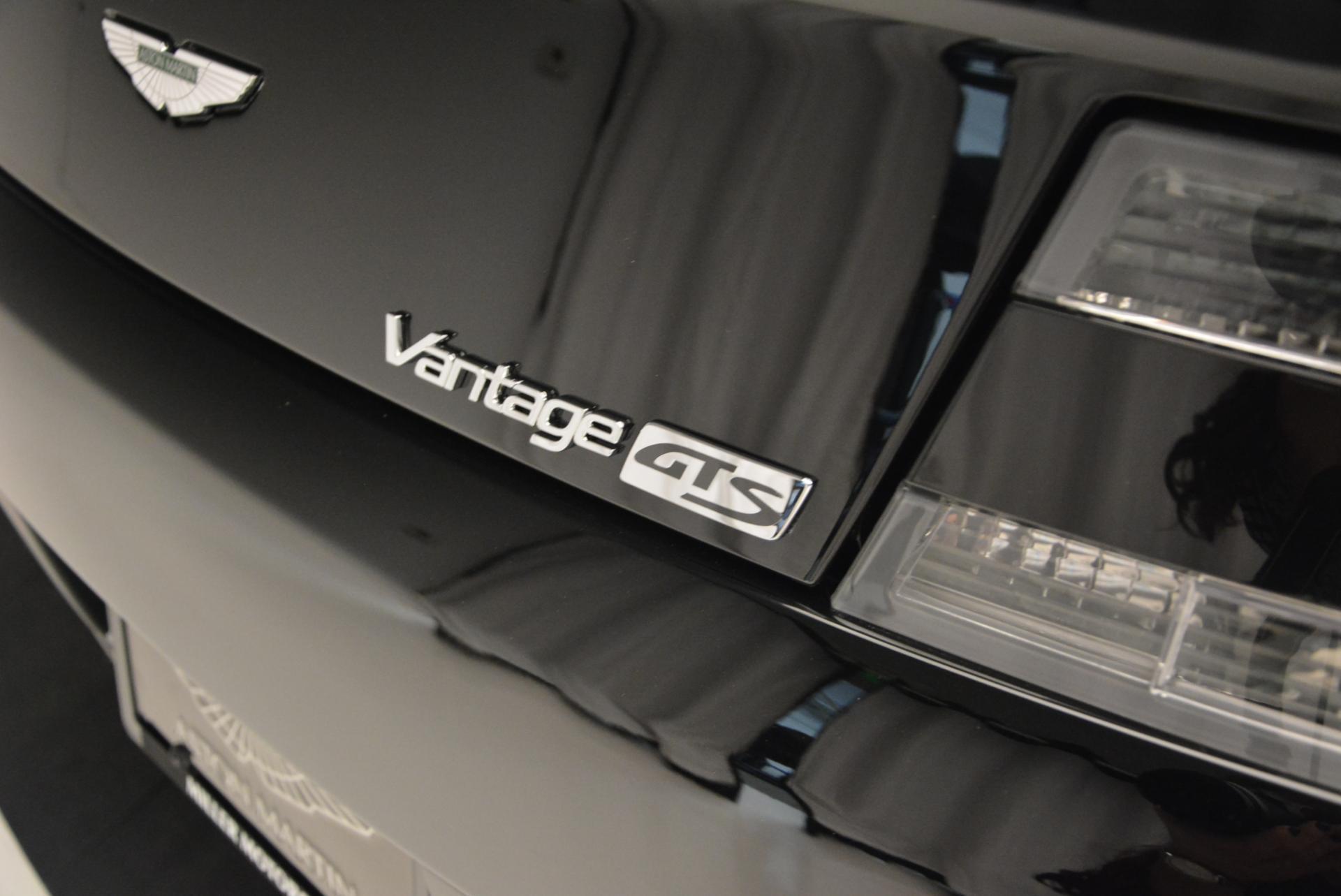 New 2016 Aston Martin V8 Vantage GTS S For Sale In Greenwich, CT 526_p20