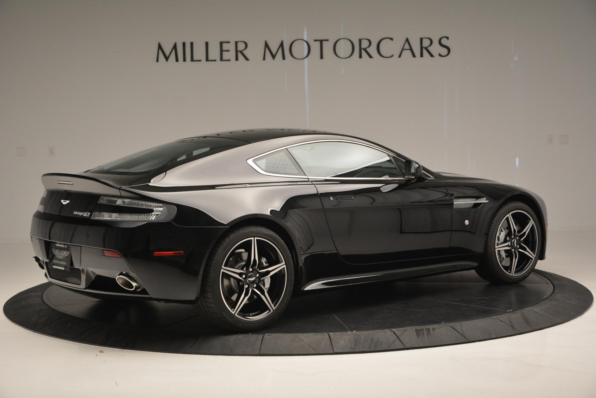 New 2016 Aston Martin V8 Vantage GTS S For Sale In Greenwich, CT 526_p7