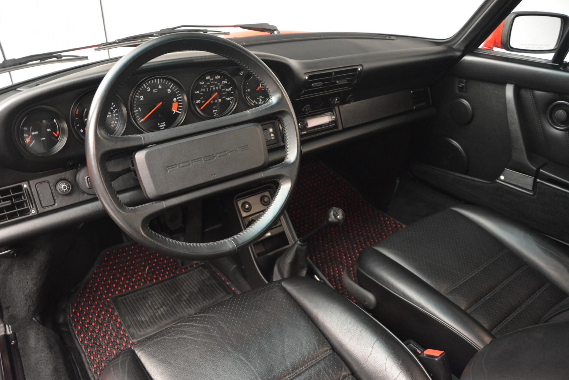 Used 1988 Porsche 911 Carrera For Sale In Greenwich, CT 527_p13