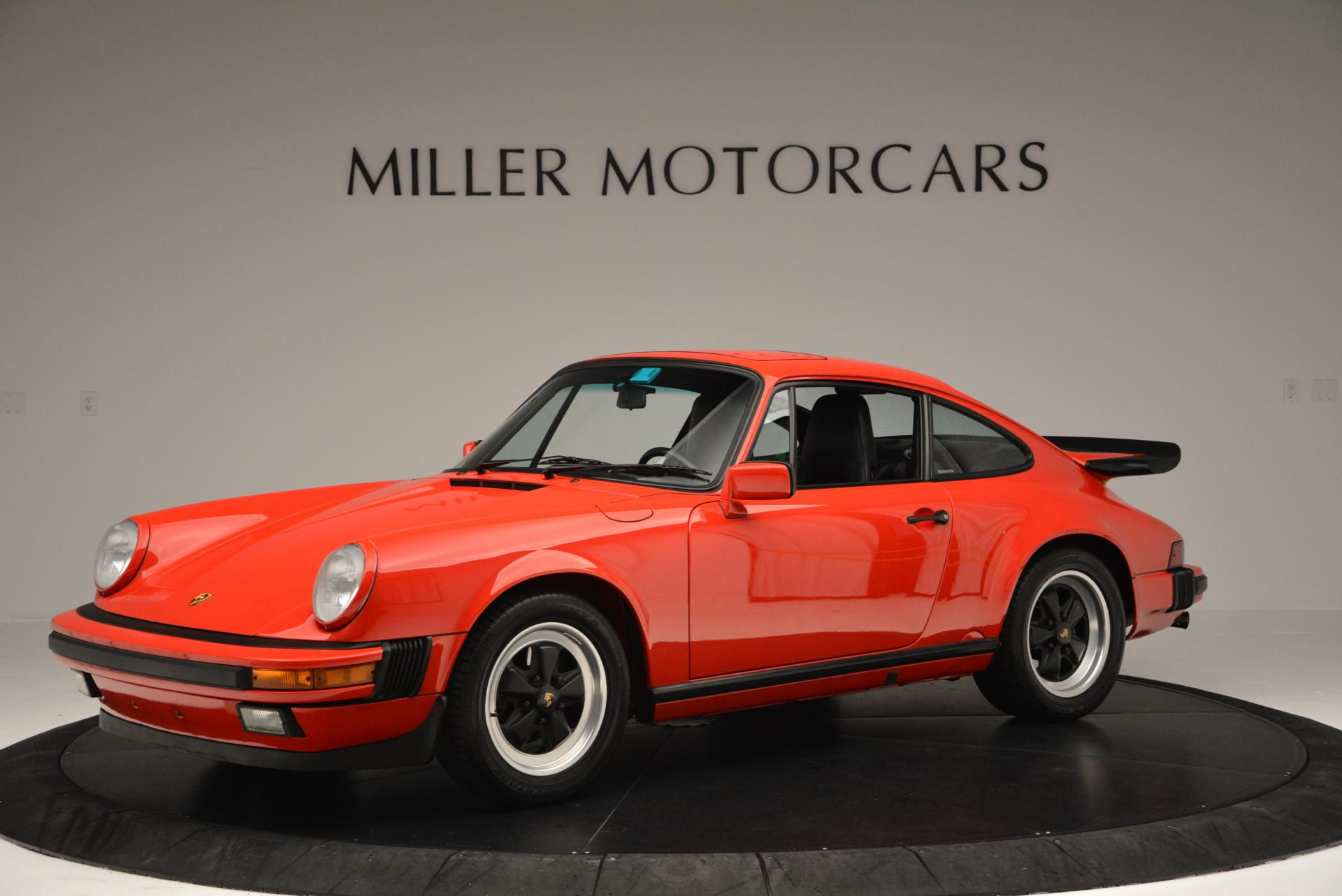 Used 1988 Porsche 911 Carrera For Sale In Greenwich, CT 527_p2