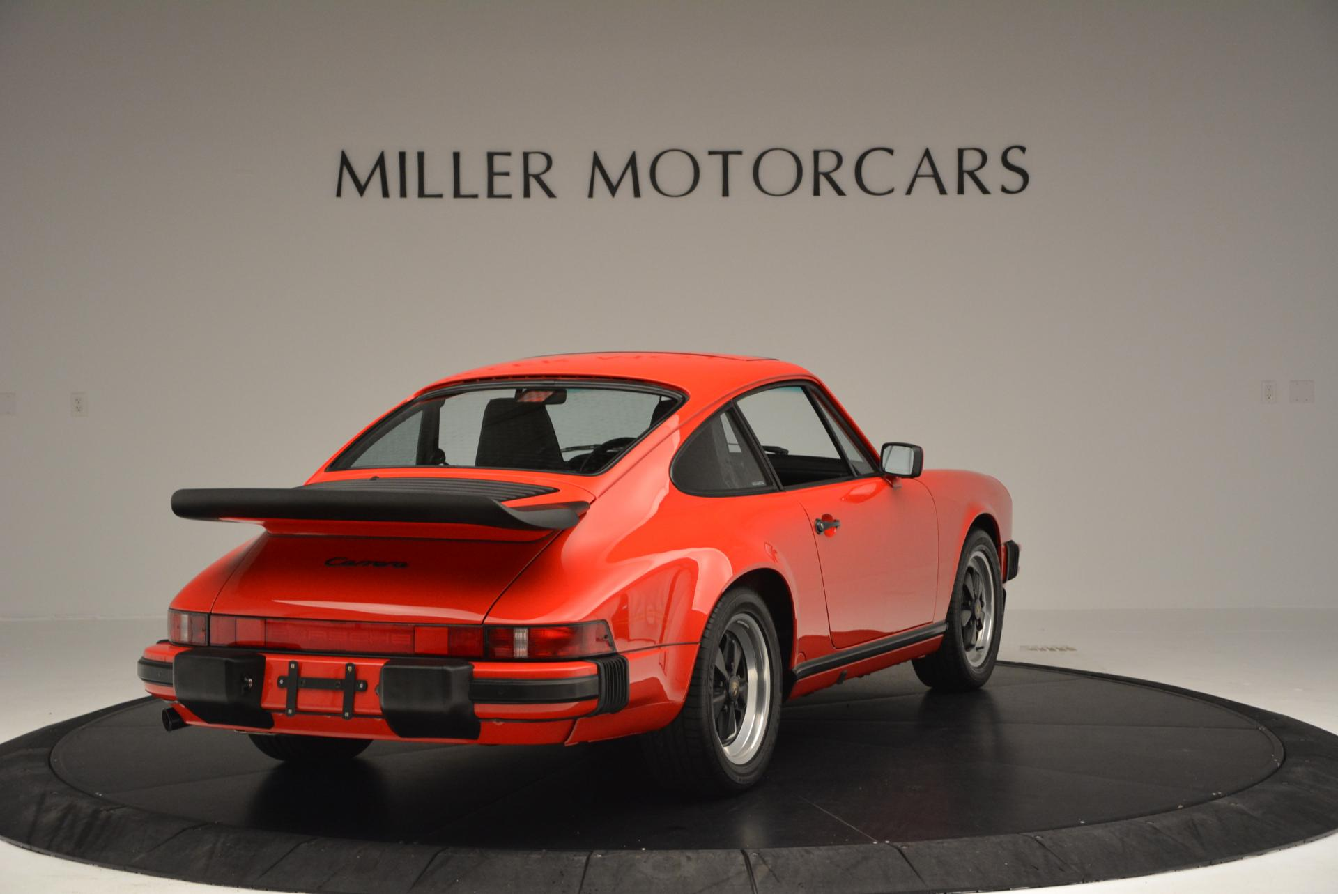 Used 1988 Porsche 911 Carrera For Sale In Greenwich, CT 527_p7