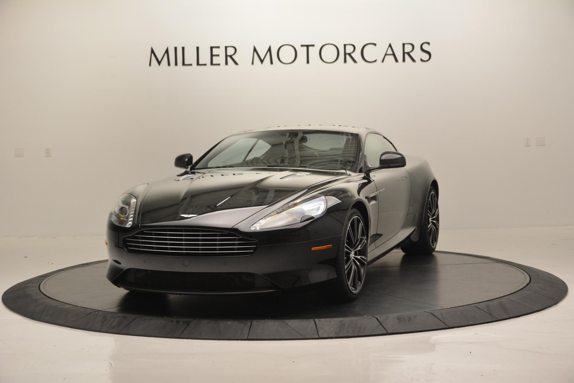 Used 2015 Aston Martin DB9 Carbon Edition For Sale In Greenwich, CT 528_main