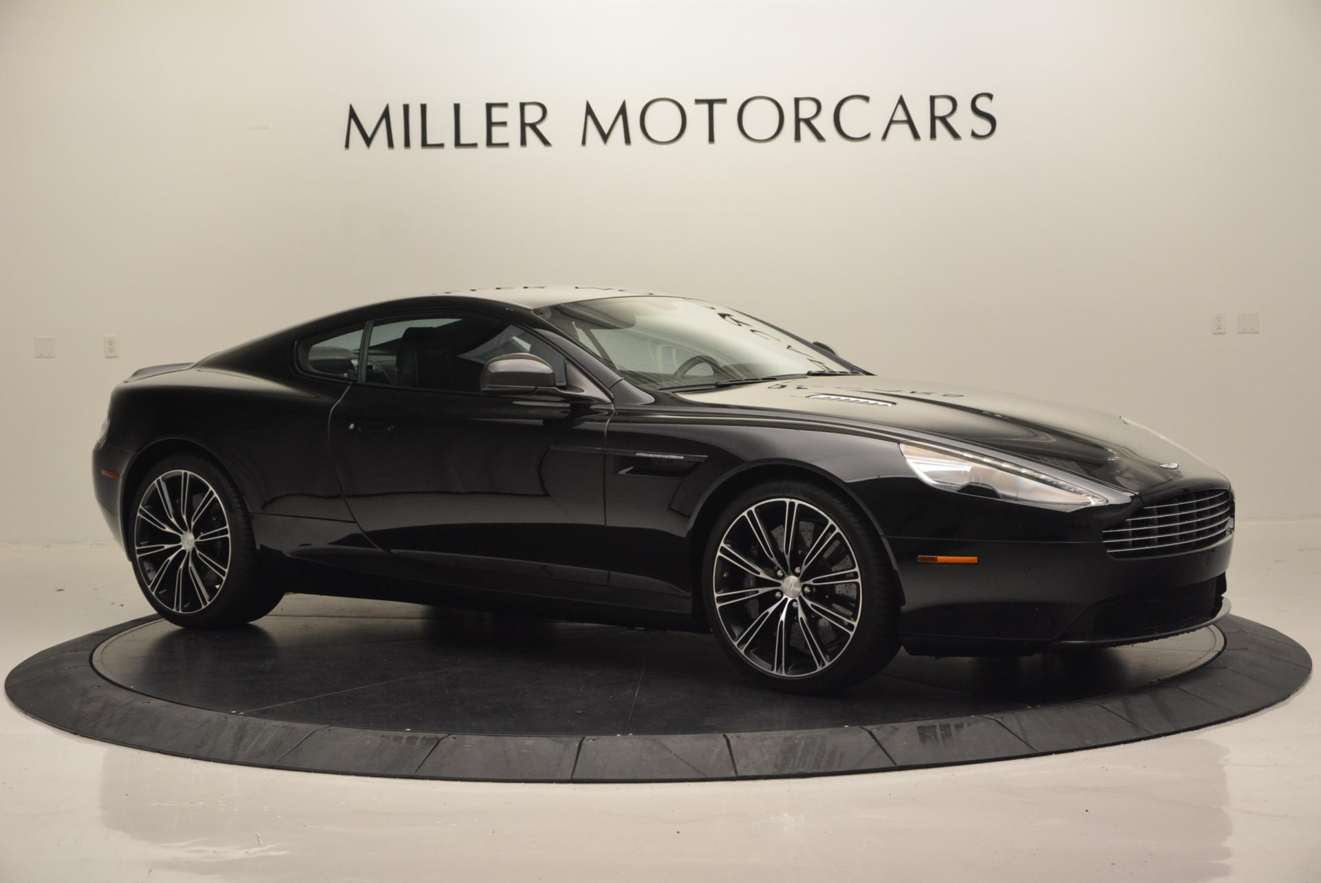 Used 2015 Aston Martin DB9 Carbon Edition For Sale In Greenwich, CT 528_p10