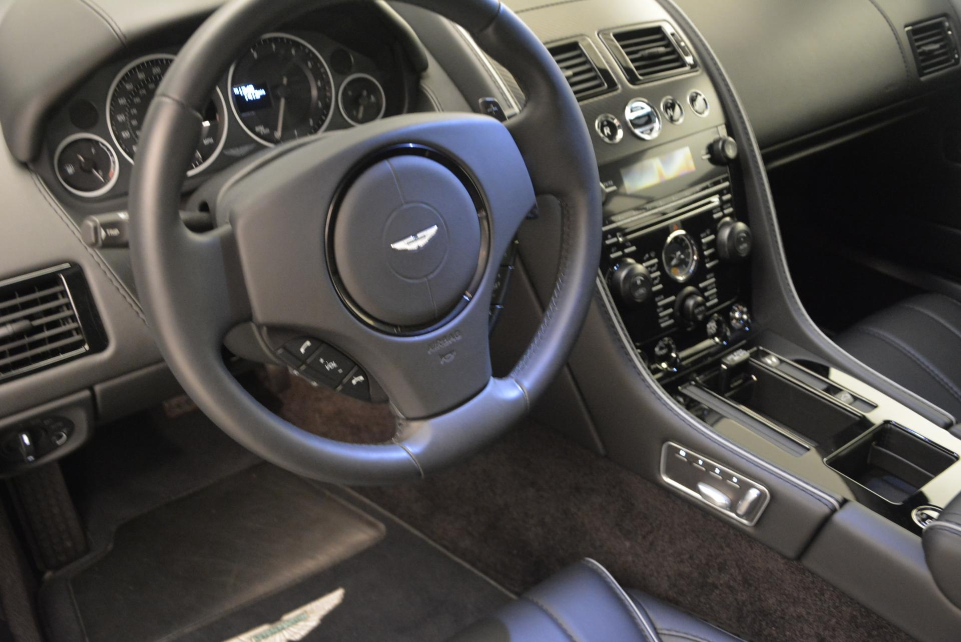 Used 2015 Aston Martin DB9 Carbon Edition For Sale In Greenwich, CT 528_p15