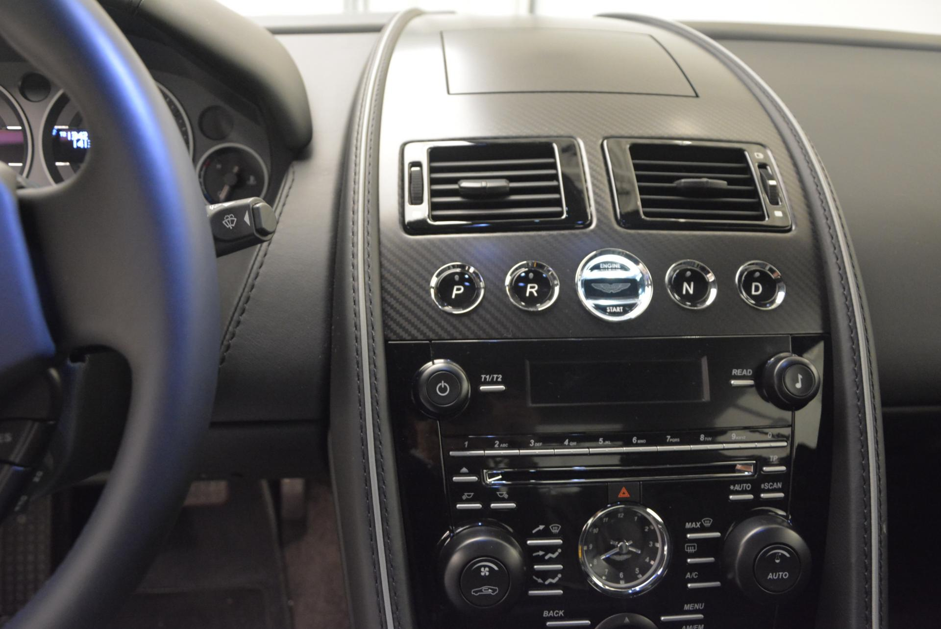Used 2015 Aston Martin DB9 Carbon Edition For Sale In Greenwich, CT 528_p17