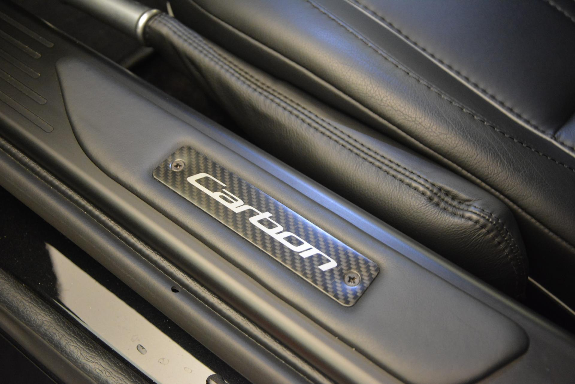 Used 2015 Aston Martin DB9 Carbon Edition For Sale In Greenwich, CT 528_p20