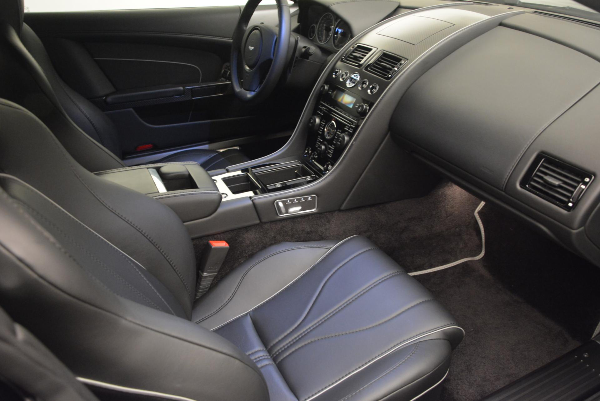 Used 2015 Aston Martin DB9 Carbon Edition For Sale In Greenwich, CT 528_p24