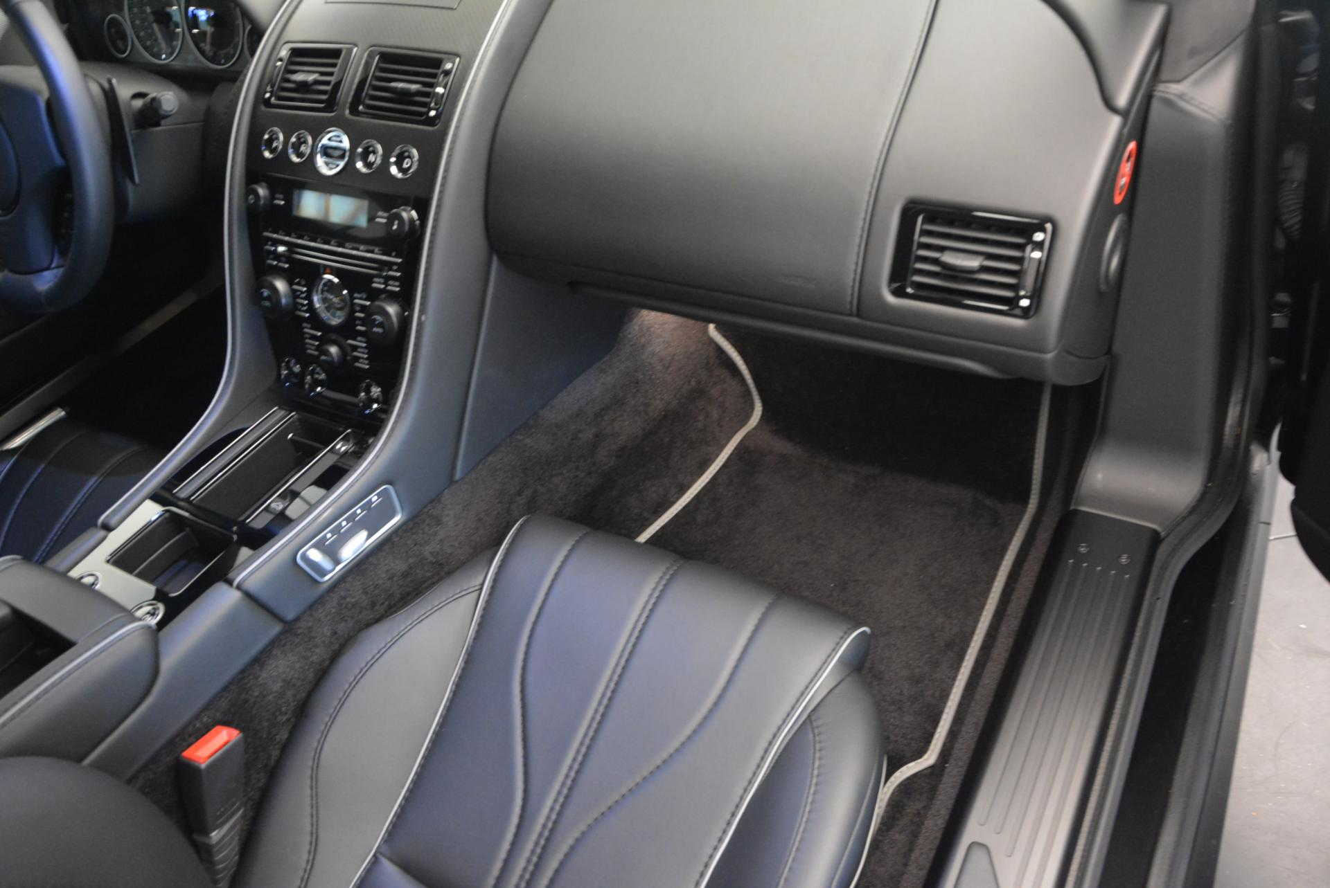 Used 2015 Aston Martin DB9 Carbon Edition For Sale In Greenwich, CT 528_p26