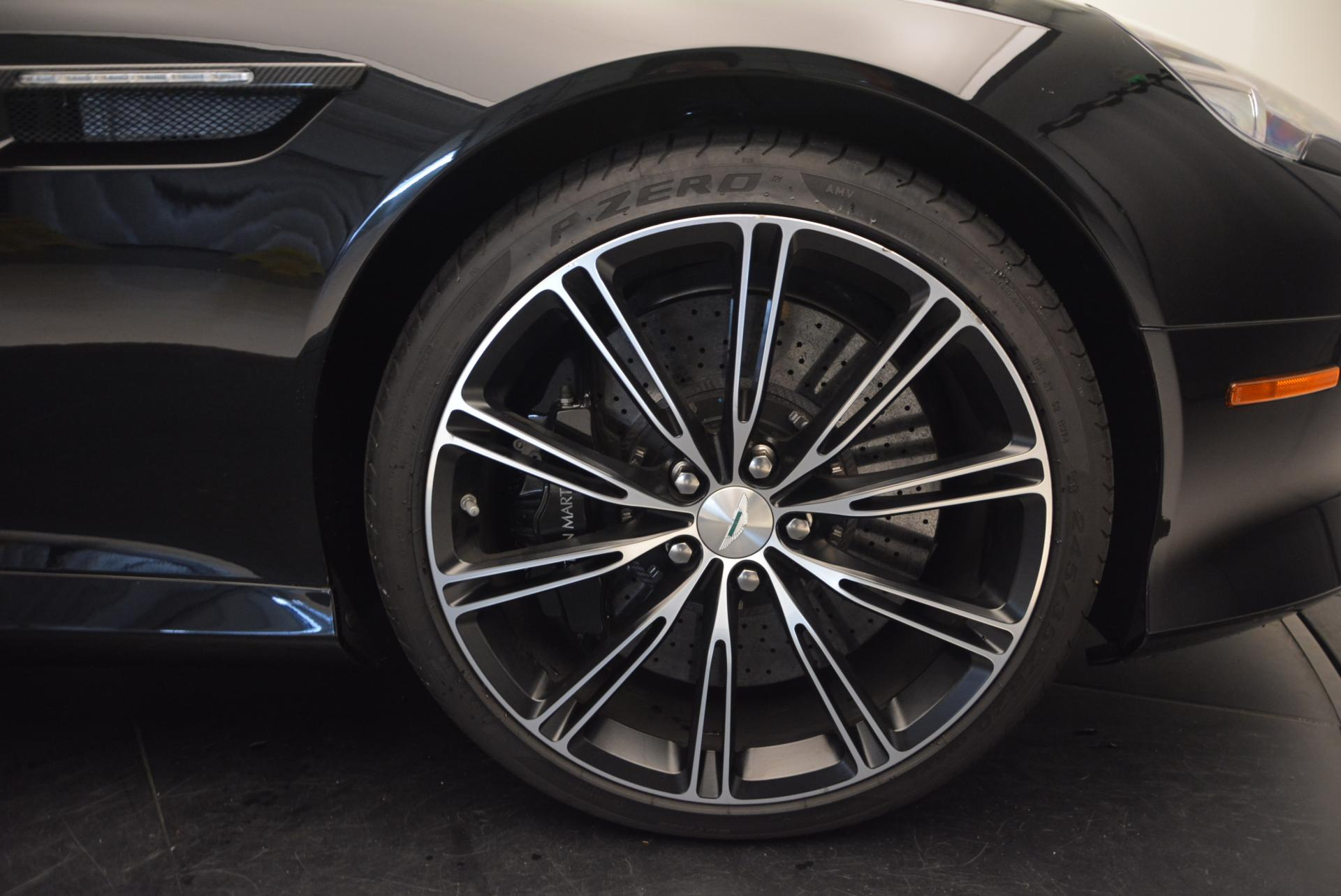 Used 2015 Aston Martin DB9 Carbon Edition For Sale In Greenwich, CT 528_p27