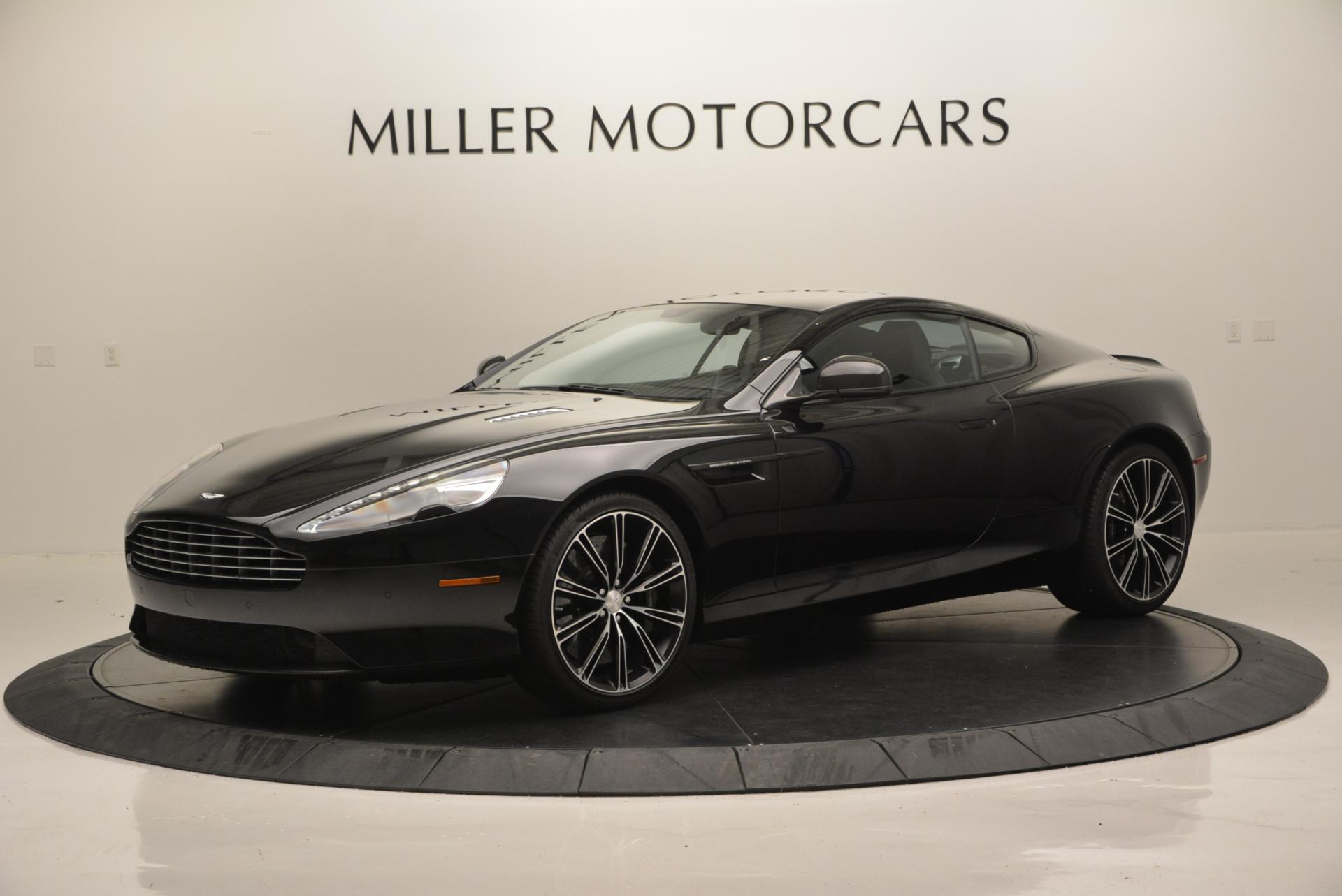 Used 2015 Aston Martin DB9 Carbon Edition For Sale In Greenwich, CT 528_p2