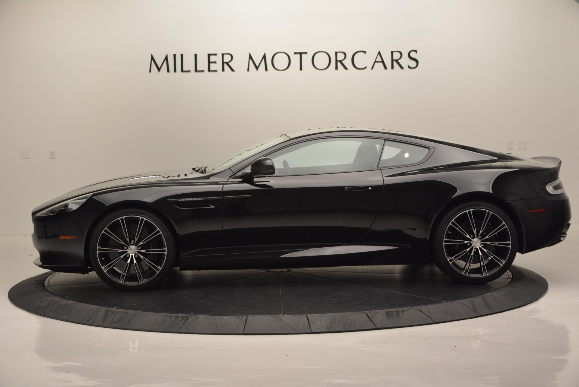 Used 2015 Aston Martin DB9 Carbon Edition For Sale In Greenwich, CT 528_p3