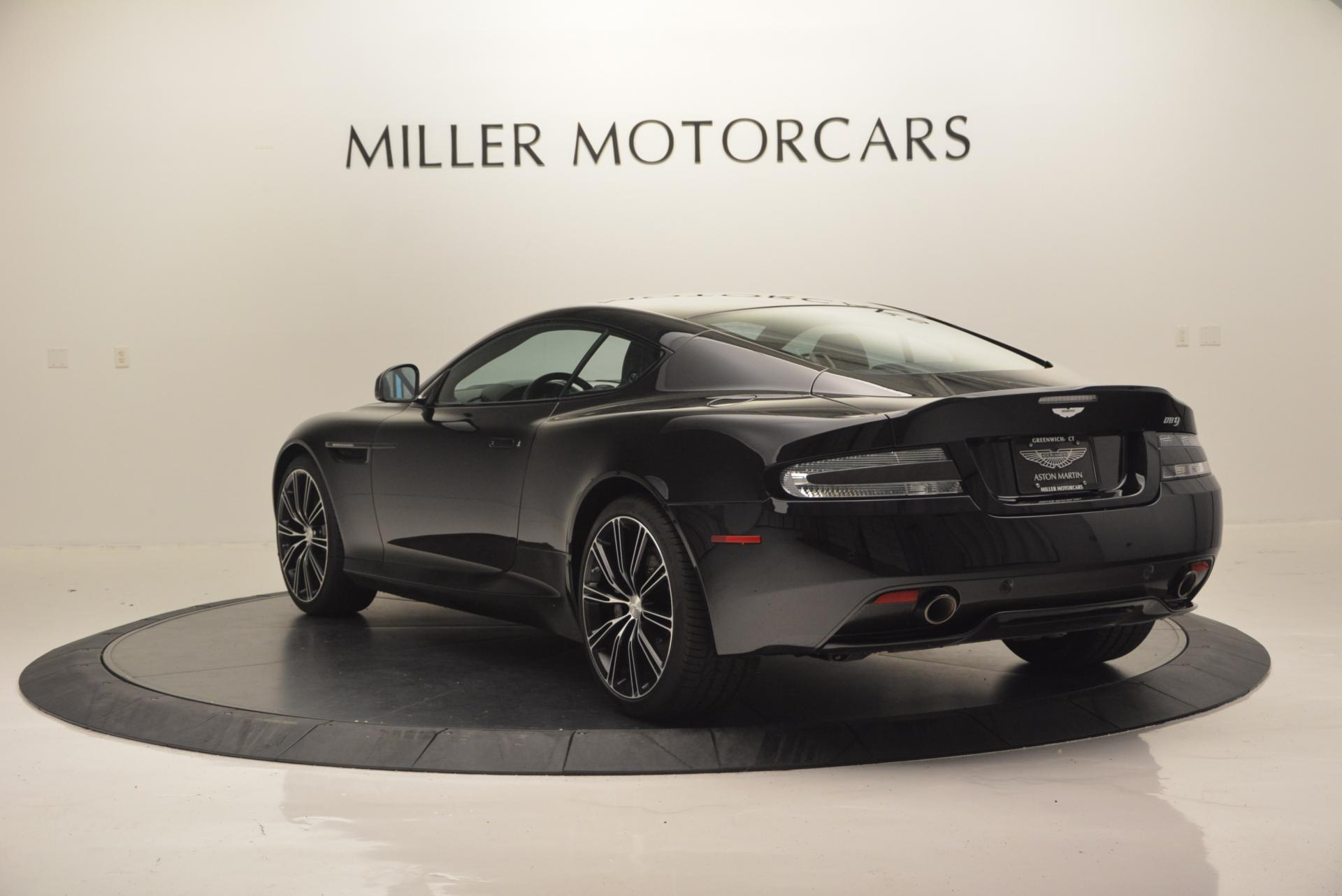 Used 2015 Aston Martin DB9 Carbon Edition For Sale In Greenwich, CT 528_p5