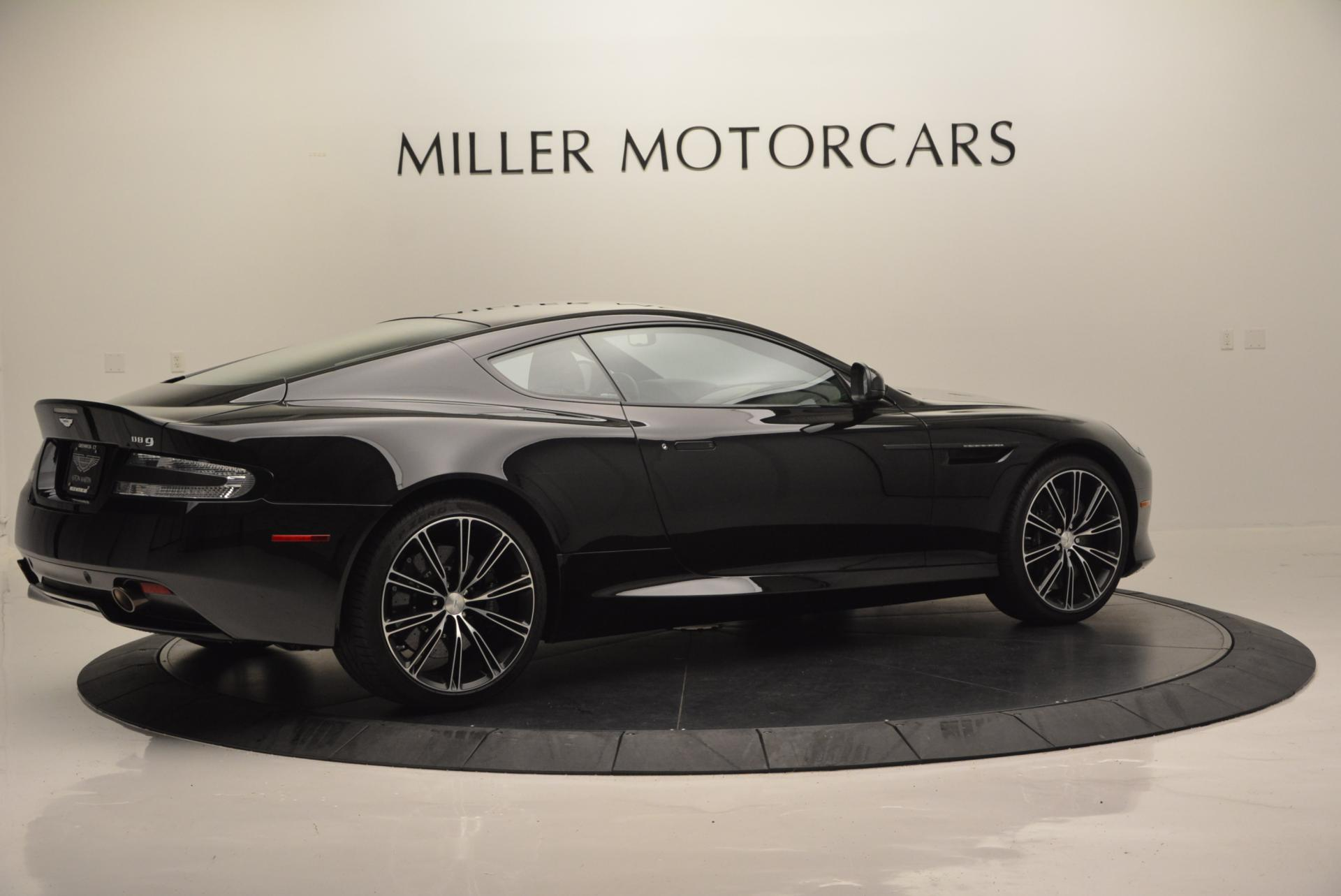 Used 2015 Aston Martin DB9 Carbon Edition For Sale In Greenwich, CT 528_p8