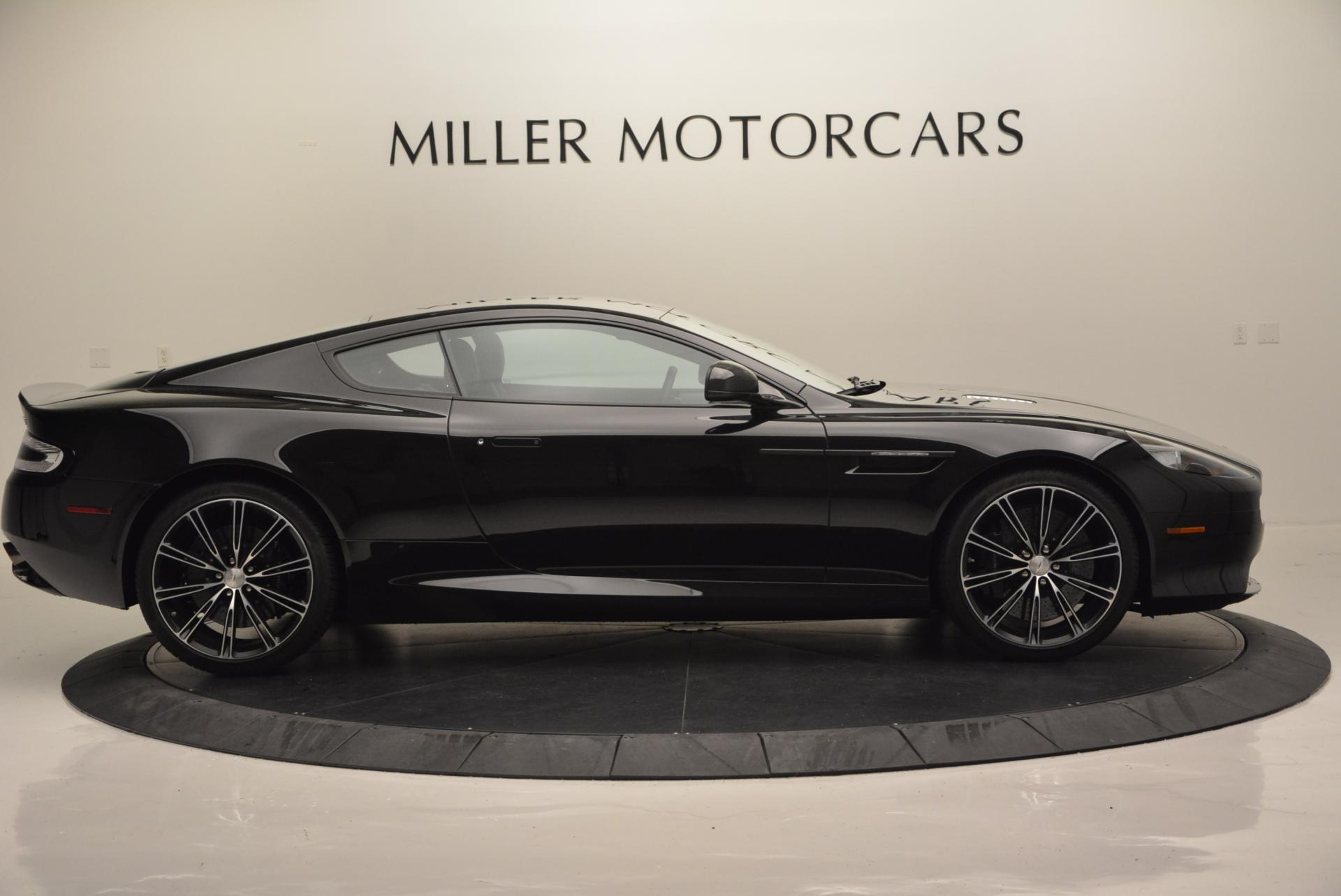 Used 2015 Aston Martin DB9 Carbon Edition For Sale In Greenwich, CT 528_p9