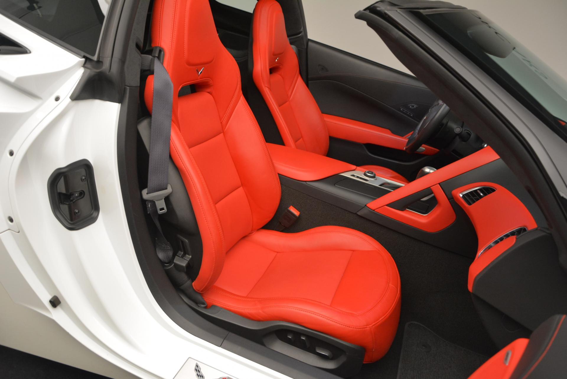 Used 2014 Chevrolet Corvette Stingray Z51 For Sale In Greenwich, CT 529_p22