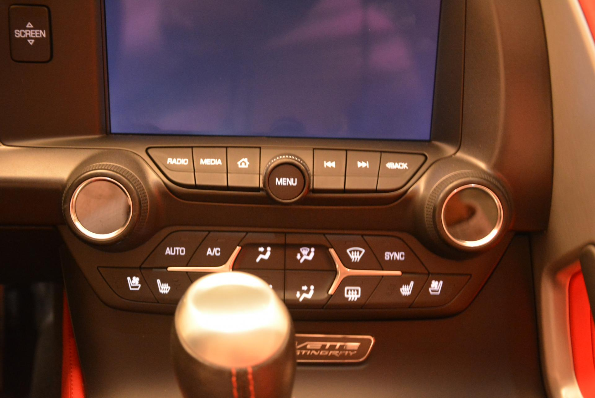 Used 2014 Chevrolet Corvette Stingray Z51 For Sale In Greenwich, CT 529_p23