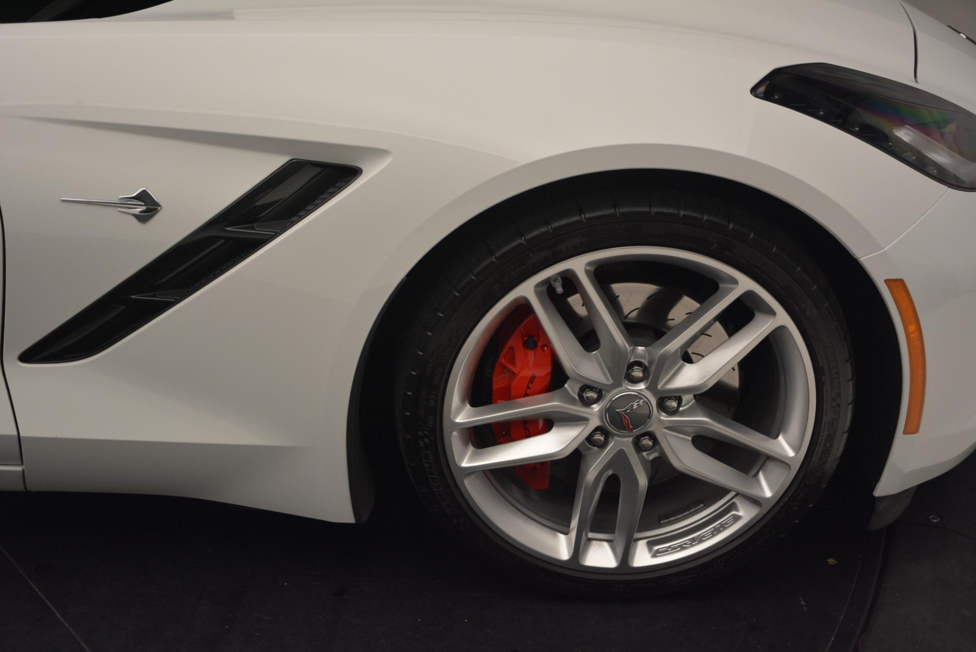 Used 2014 Chevrolet Corvette Stingray Z51 For Sale In Greenwich, CT 529_p26