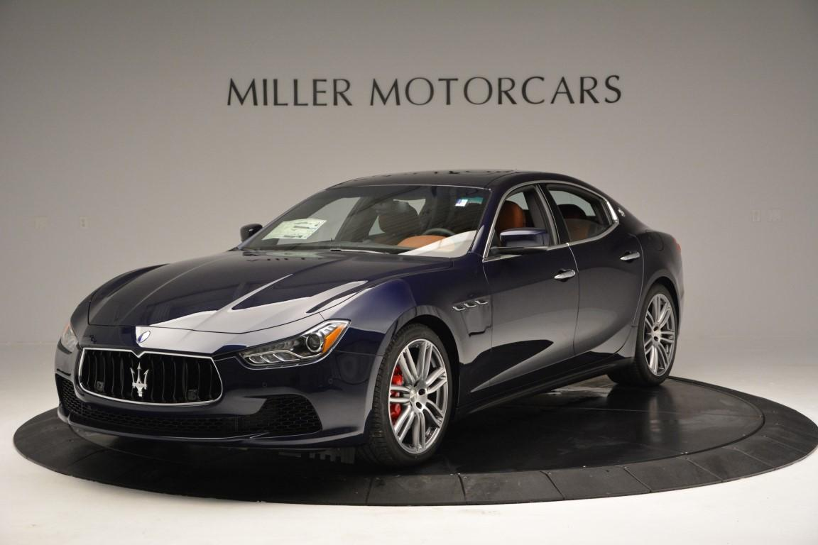 New 2016 Maserati Ghibli S Q4 For Sale In Greenwich, CT 53_main