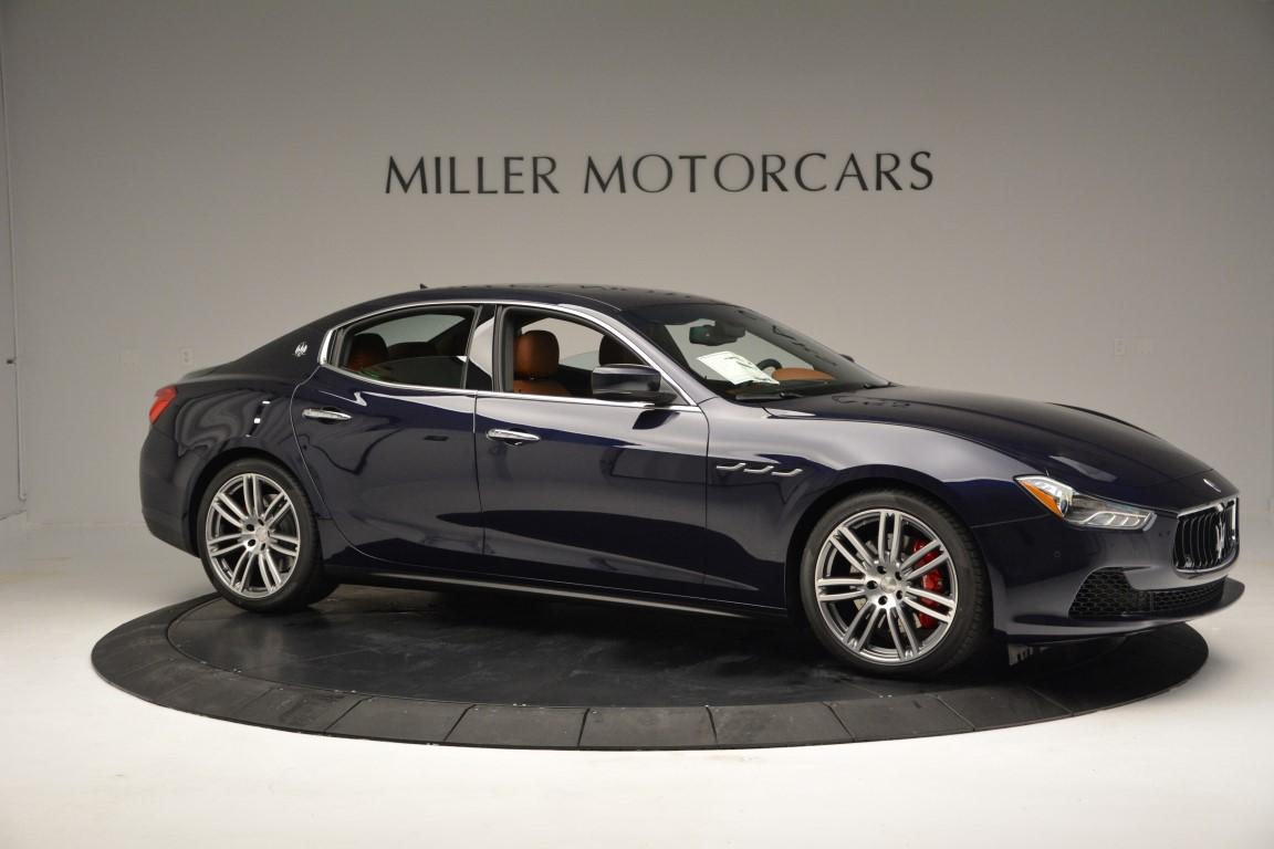 New 2016 Maserati Ghibli S Q4 For Sale In Greenwich, CT 53_p10