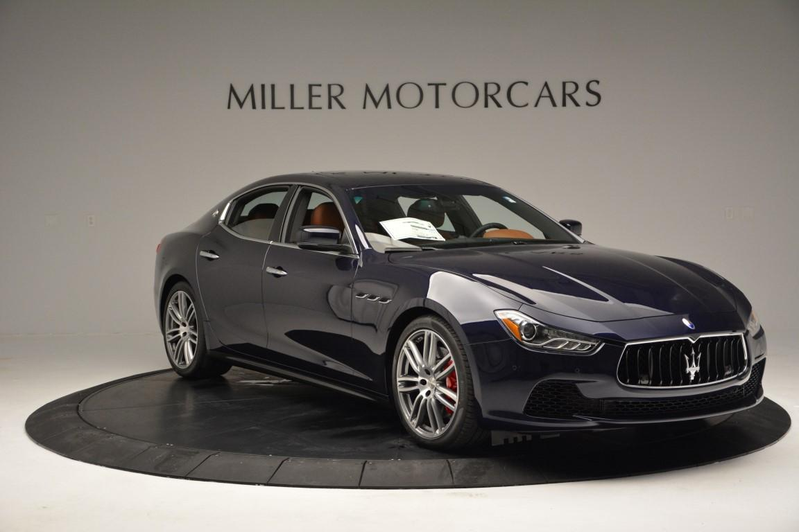 New 2016 Maserati Ghibli S Q4 For Sale In Greenwich, CT 53_p11