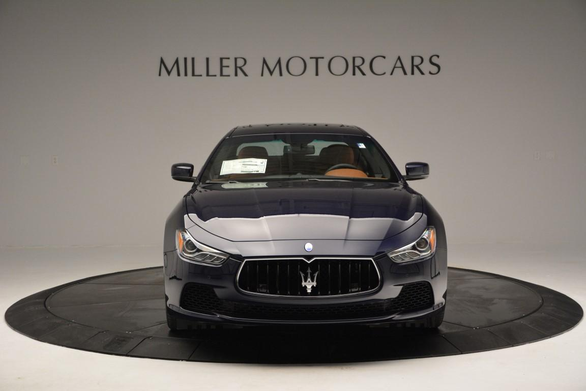 New 2016 Maserati Ghibli S Q4 For Sale In Greenwich, CT 53_p12