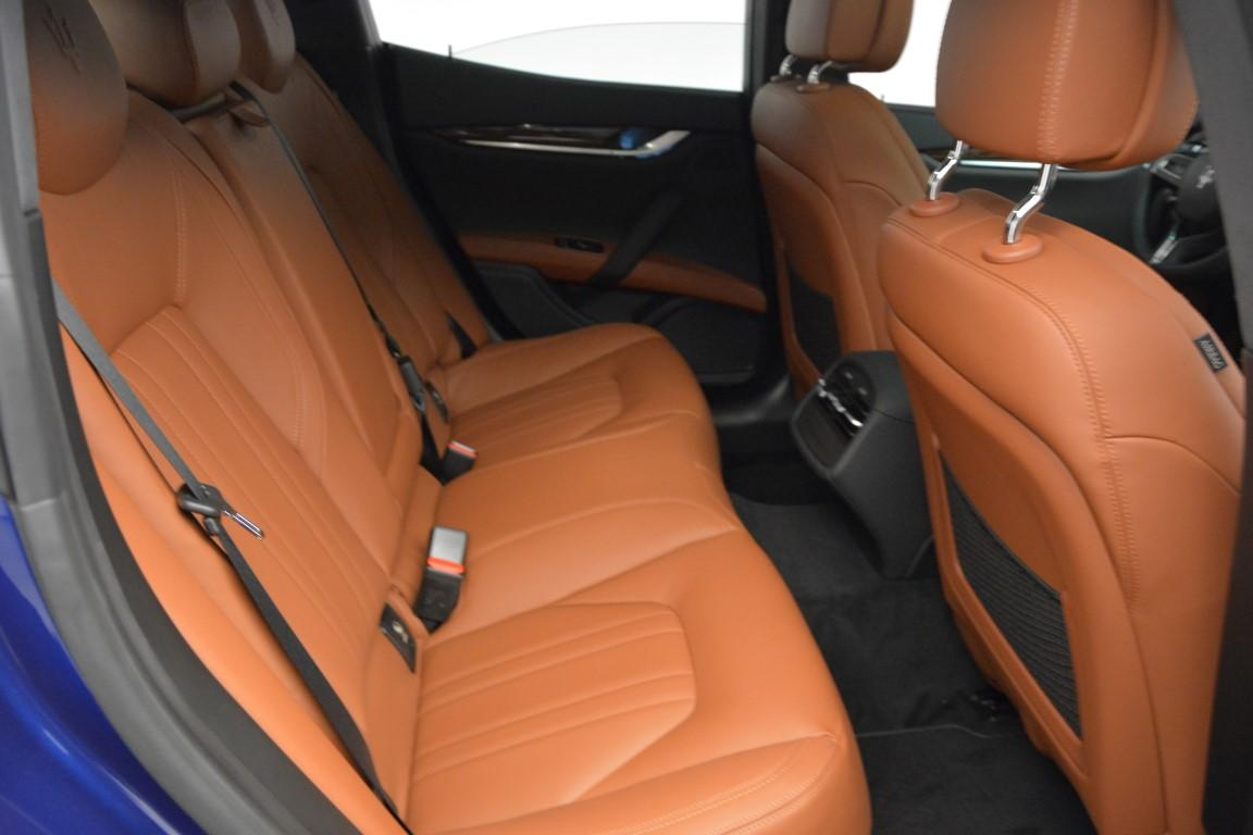 New 2016 Maserati Ghibli S Q4 For Sale In Greenwich, CT 53_p15