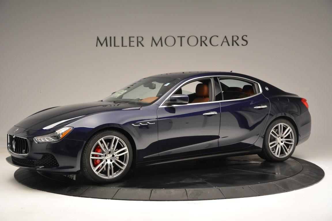New 2016 Maserati Ghibli S Q4 For Sale In Greenwich, CT 53_p2