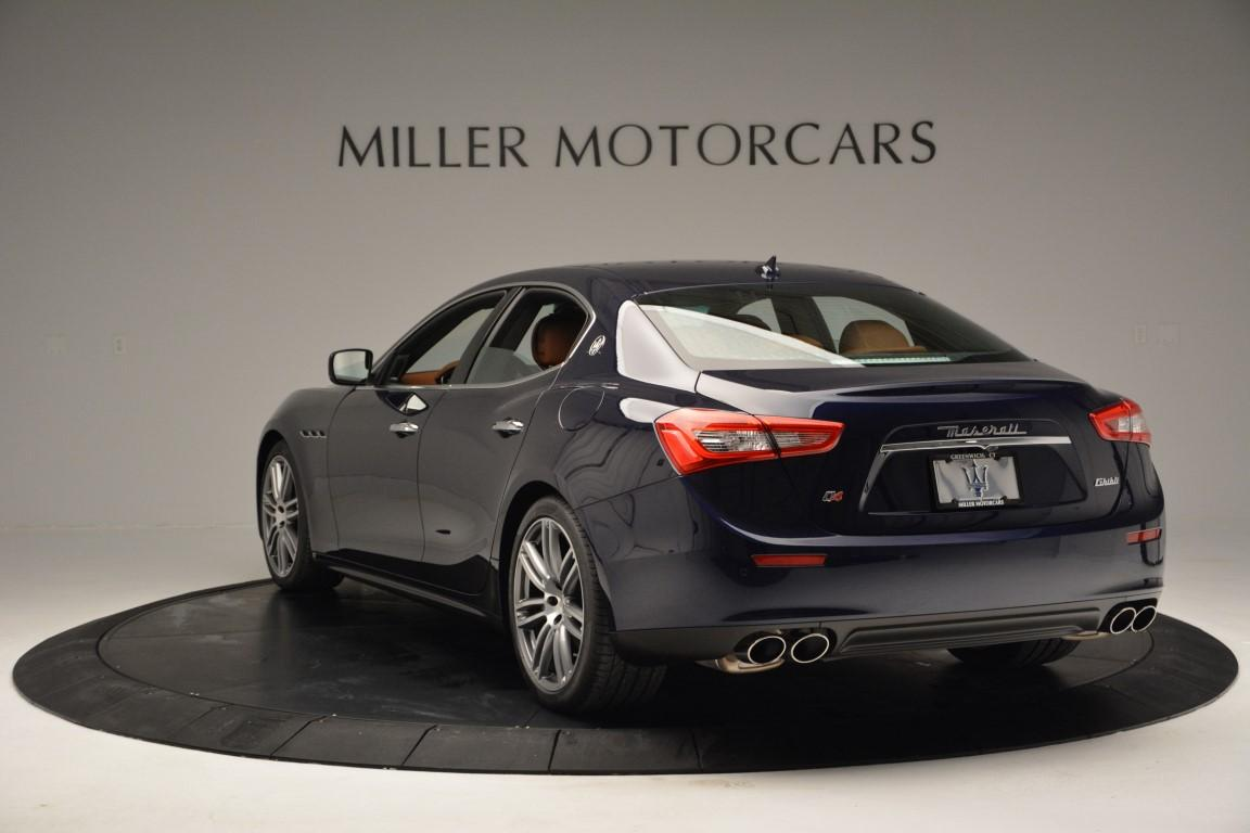 New 2016 Maserati Ghibli S Q4 For Sale In Greenwich, CT 53_p5