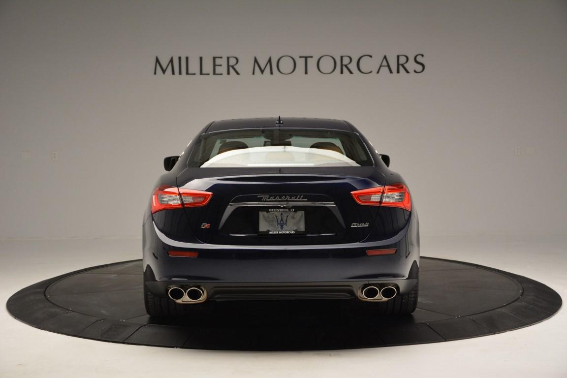 New 2016 Maserati Ghibli S Q4 For Sale In Greenwich, CT 53_p6