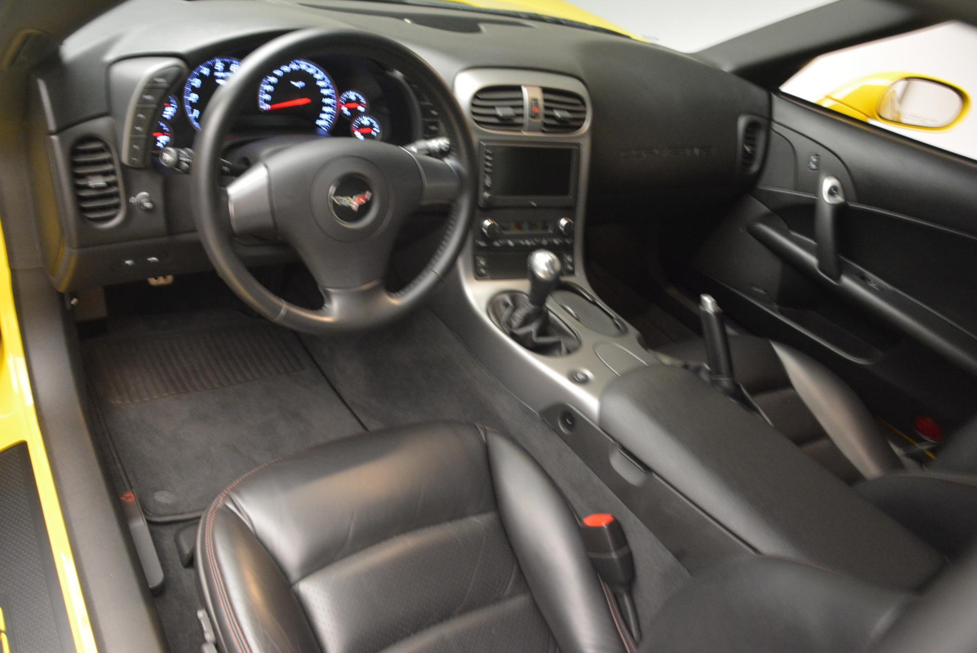 Used 2006 Chevrolet Corvette Z06 Hardtop For Sale In Greenwich, CT 530_p12