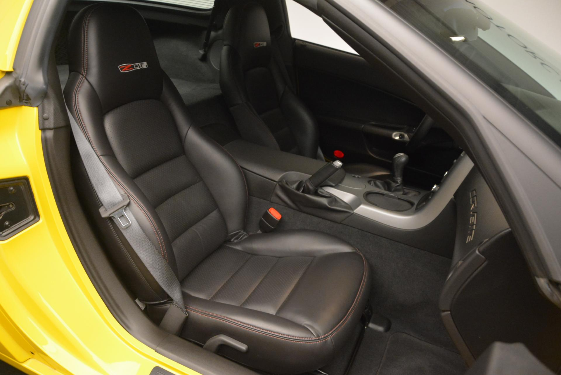 Used 2006 Chevrolet Corvette Z06 Hardtop For Sale In Greenwich, CT 530_p17