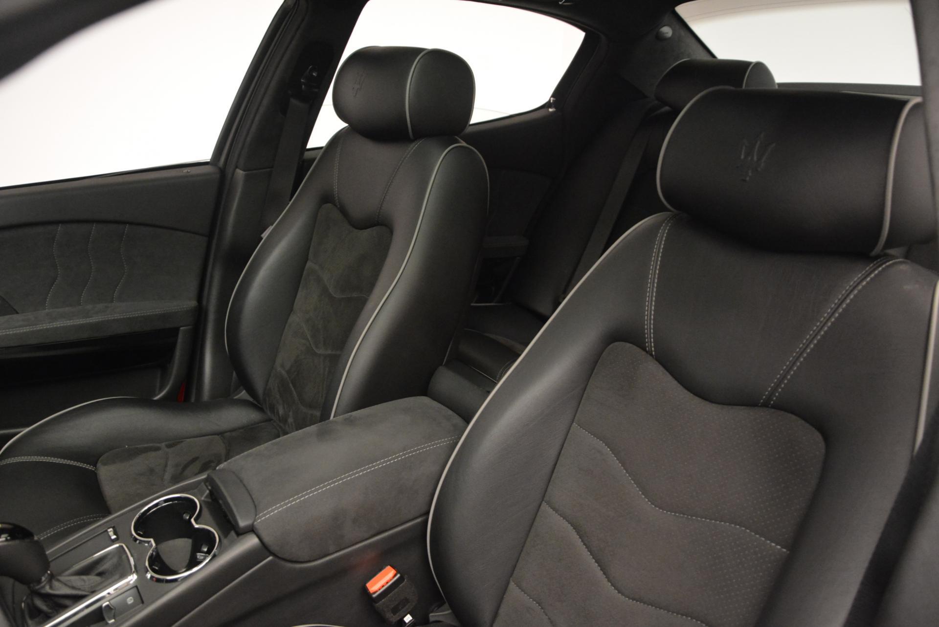 Used 2011 Maserati Quattroporte Sport GT S For Sale In Greenwich, CT 531_p16