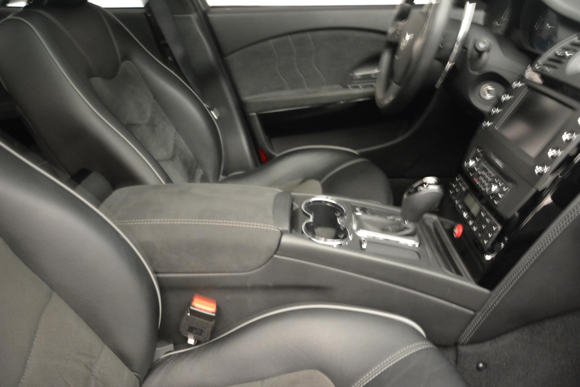 Used 2011 Maserati Quattroporte Sport GT S For Sale In Greenwich, CT 531_p23
