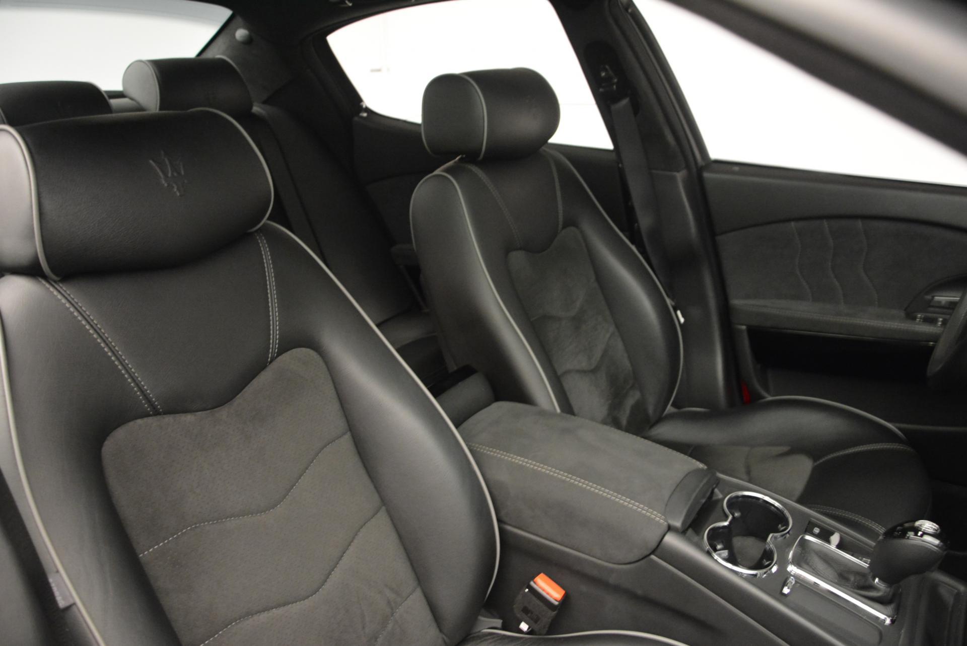 Used 2011 Maserati Quattroporte Sport GT S For Sale In Greenwich, CT 531_p24
