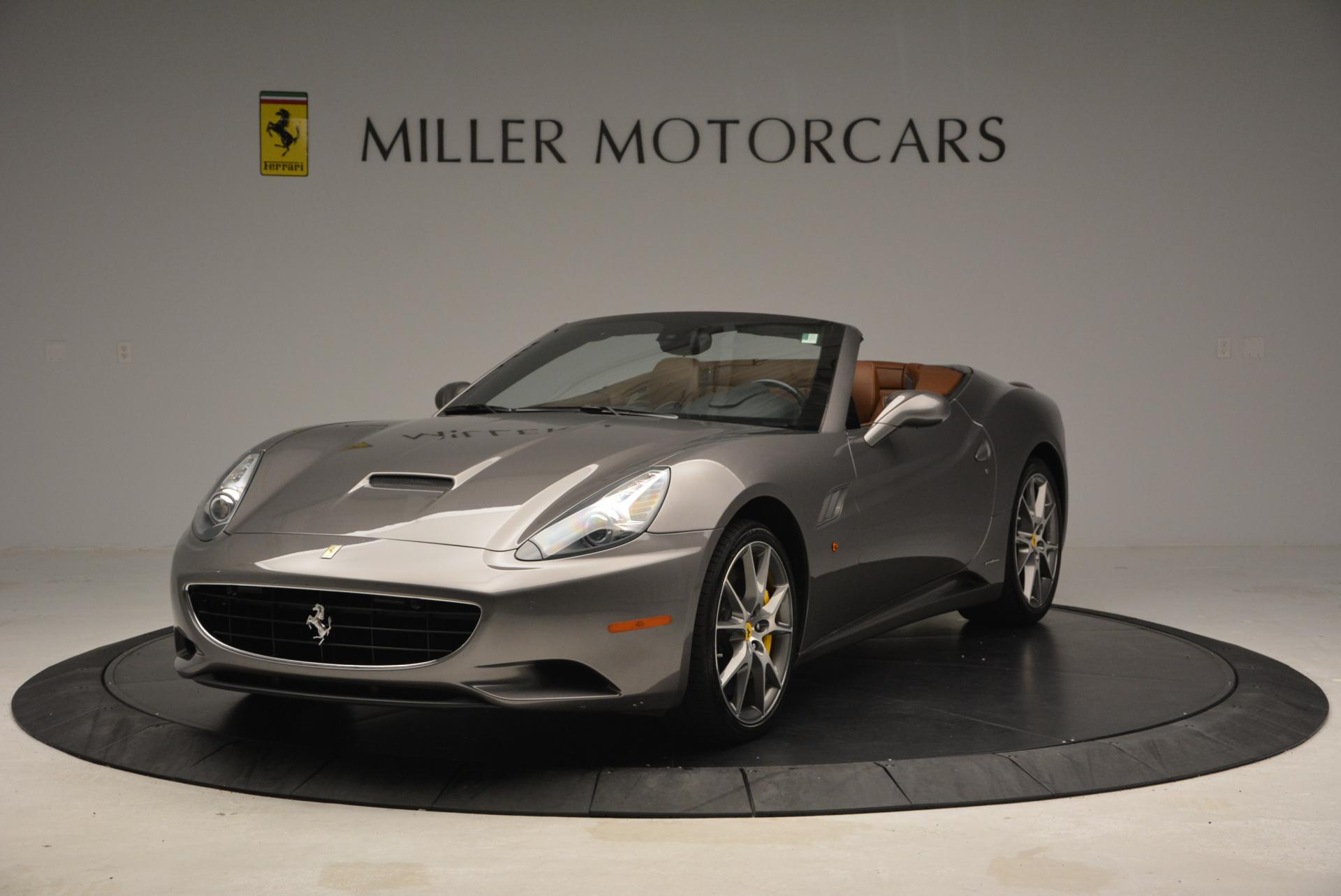 Used 2012 Ferrari California  For Sale In Greenwich, CT 536_main