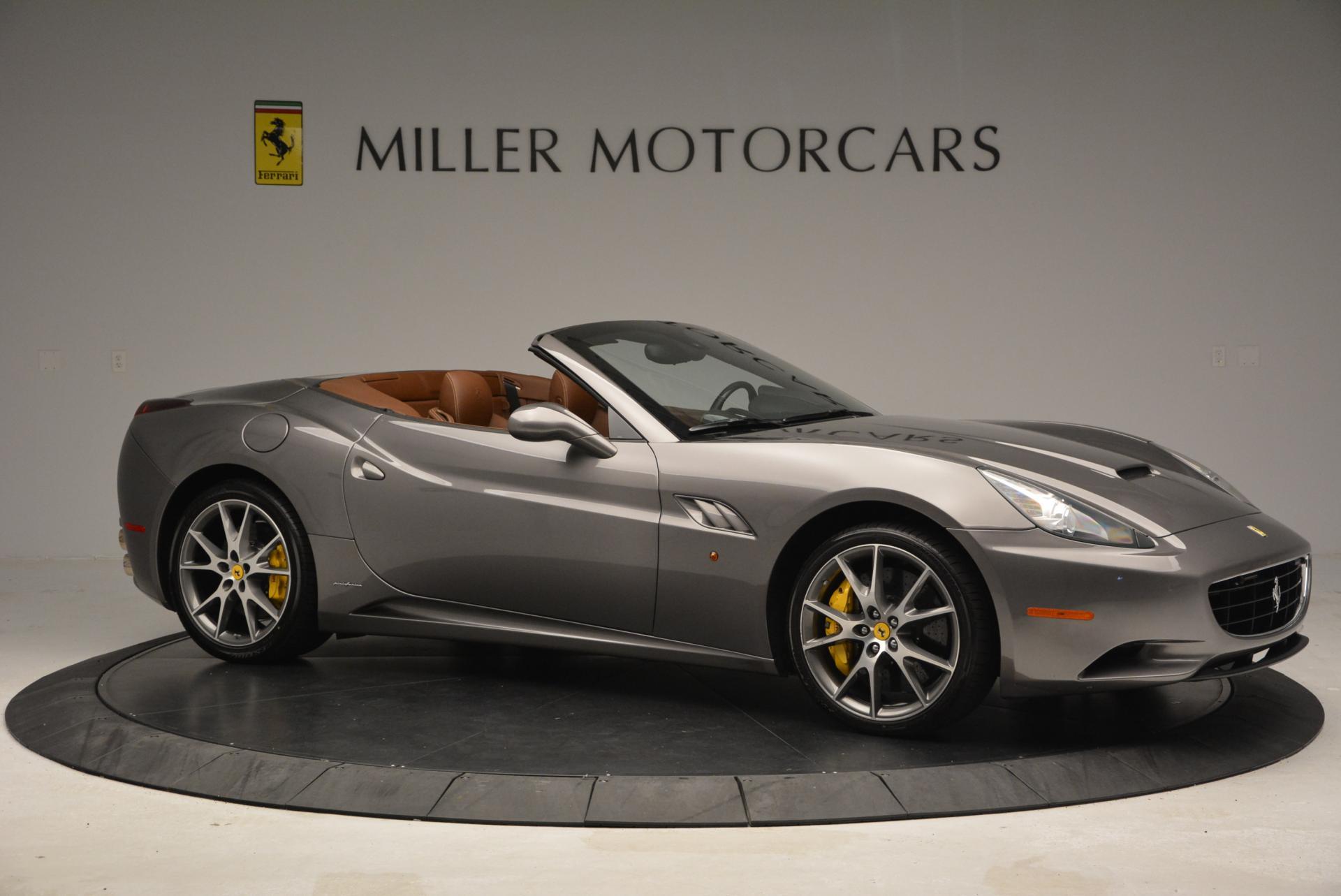 Used 2012 Ferrari California  For Sale In Greenwich, CT 536_p10