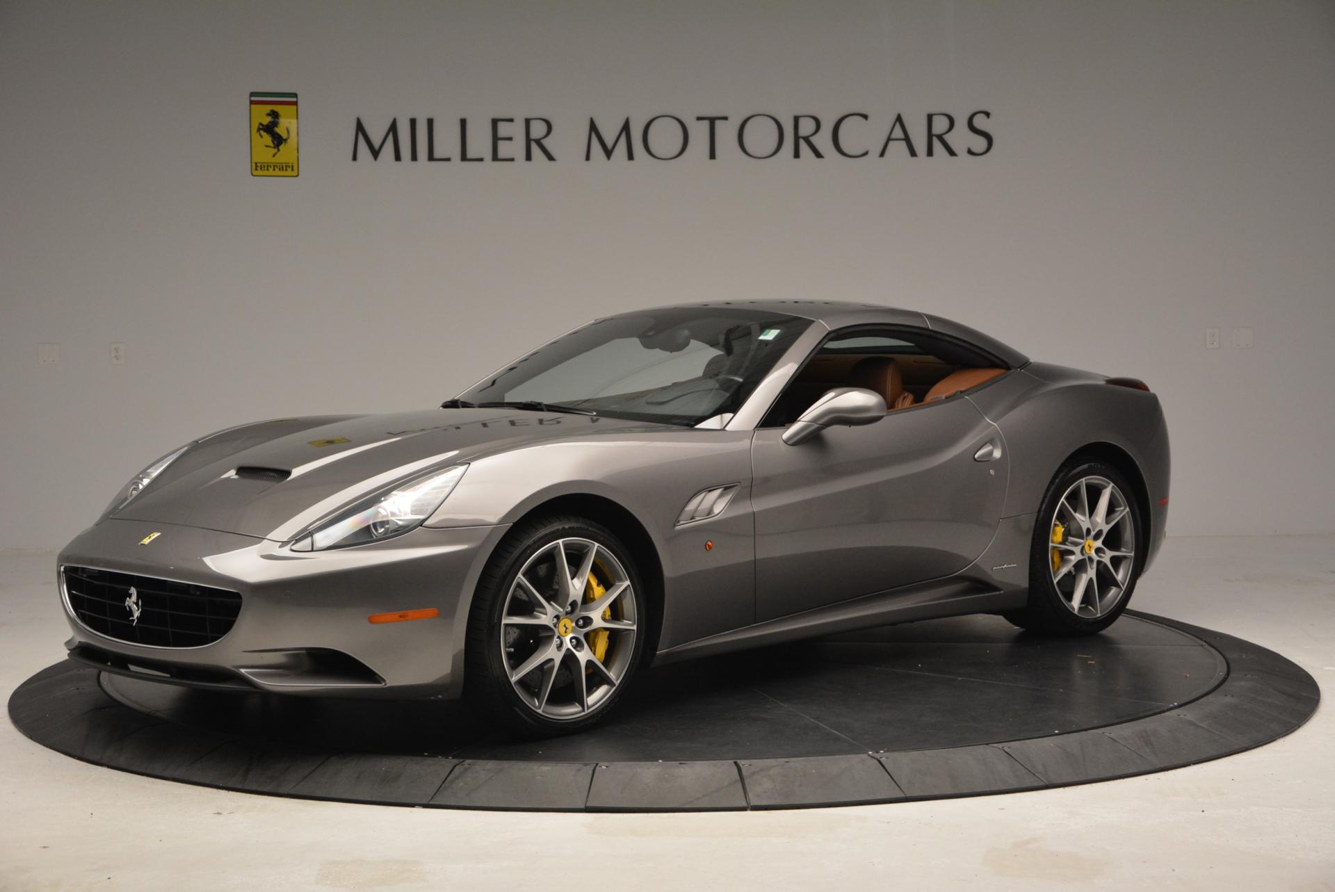 Used 2012 Ferrari California  For Sale In Greenwich, CT 536_p14