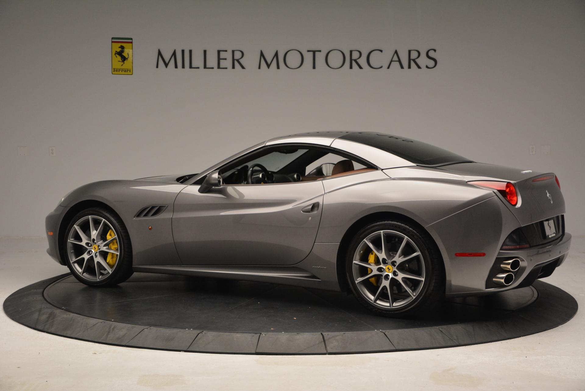 Used 2012 Ferrari California  For Sale In Greenwich, CT 536_p16
