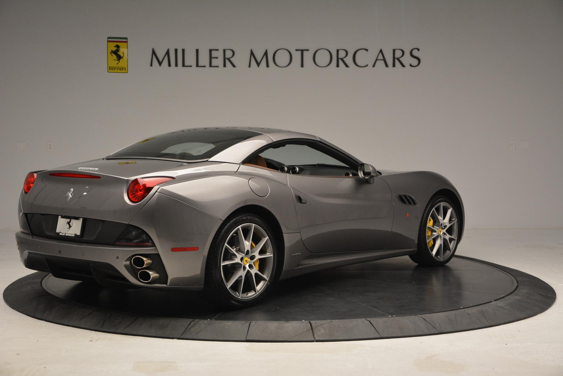 Used 2012 Ferrari California  For Sale In Greenwich, CT 536_p20