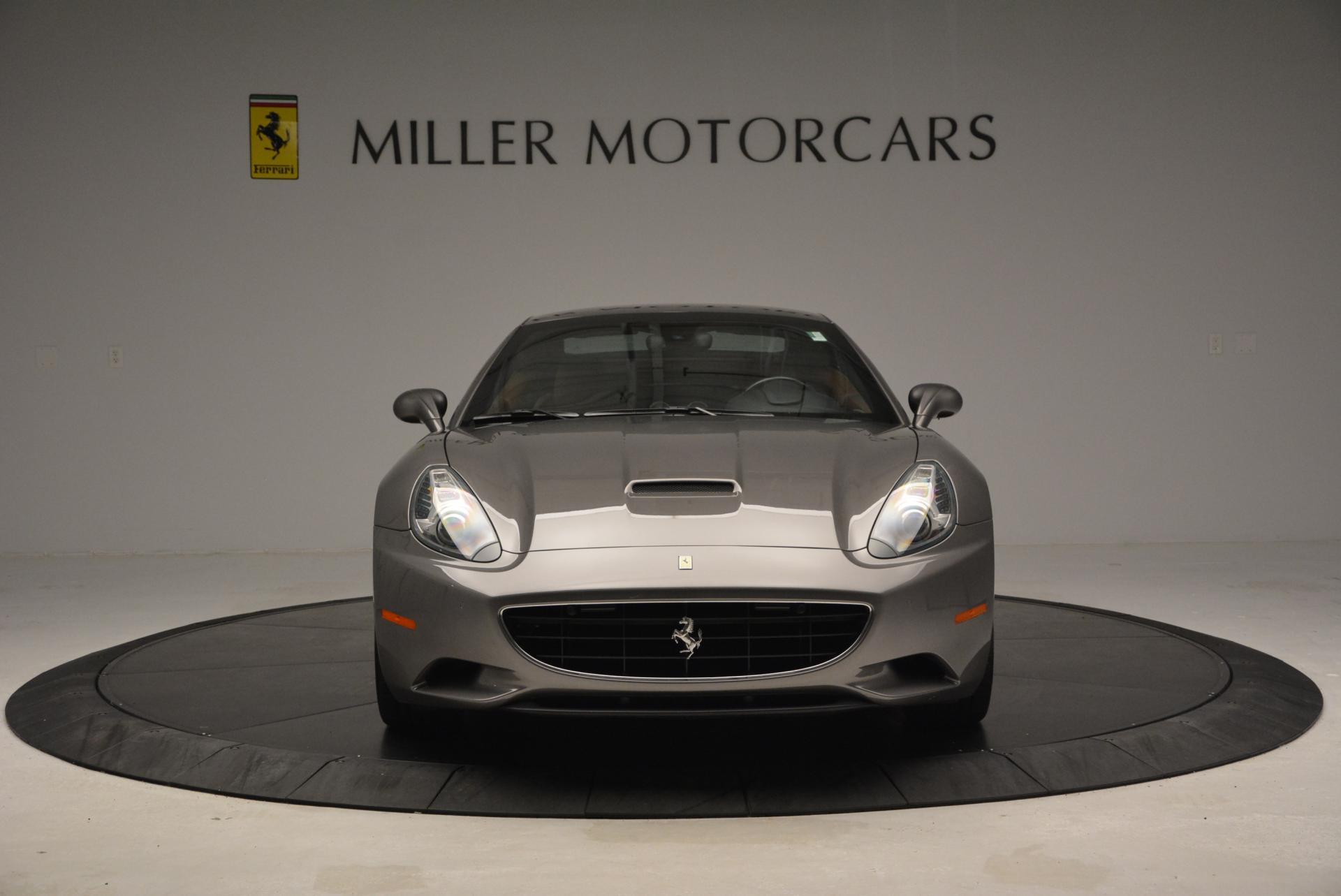 Used 2012 Ferrari California  For Sale In Greenwich, CT 536_p24