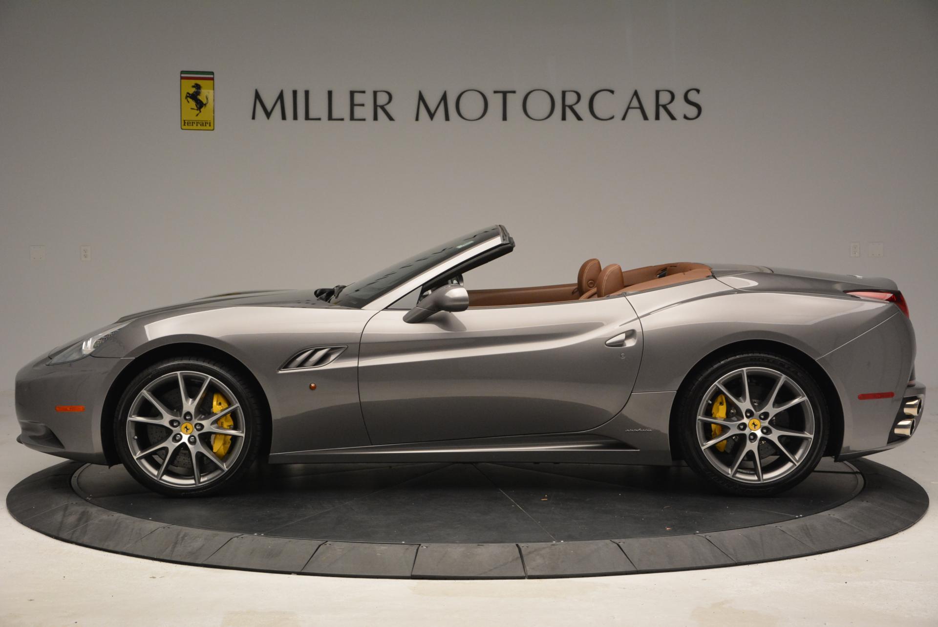 Used 2012 Ferrari California  For Sale In Greenwich, CT 536_p3