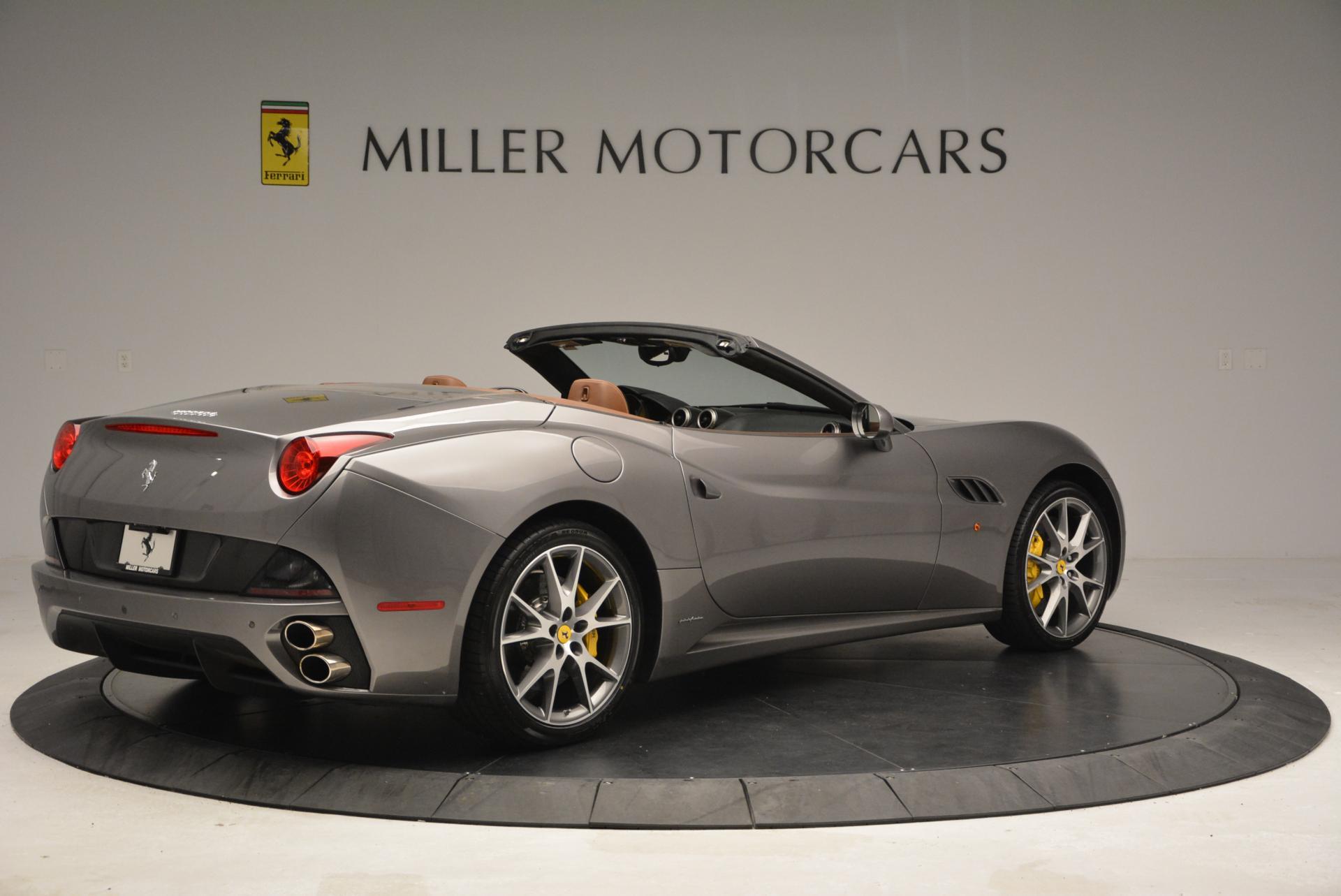 Used 2012 Ferrari California  For Sale In Greenwich, CT 536_p8