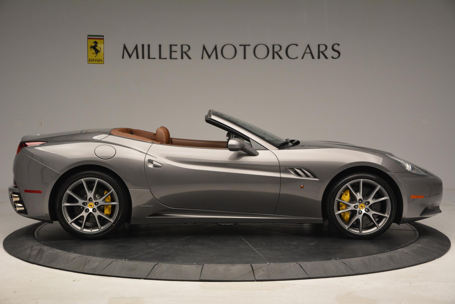 Used 2012 Ferrari California  For Sale In Greenwich, CT 536_p9