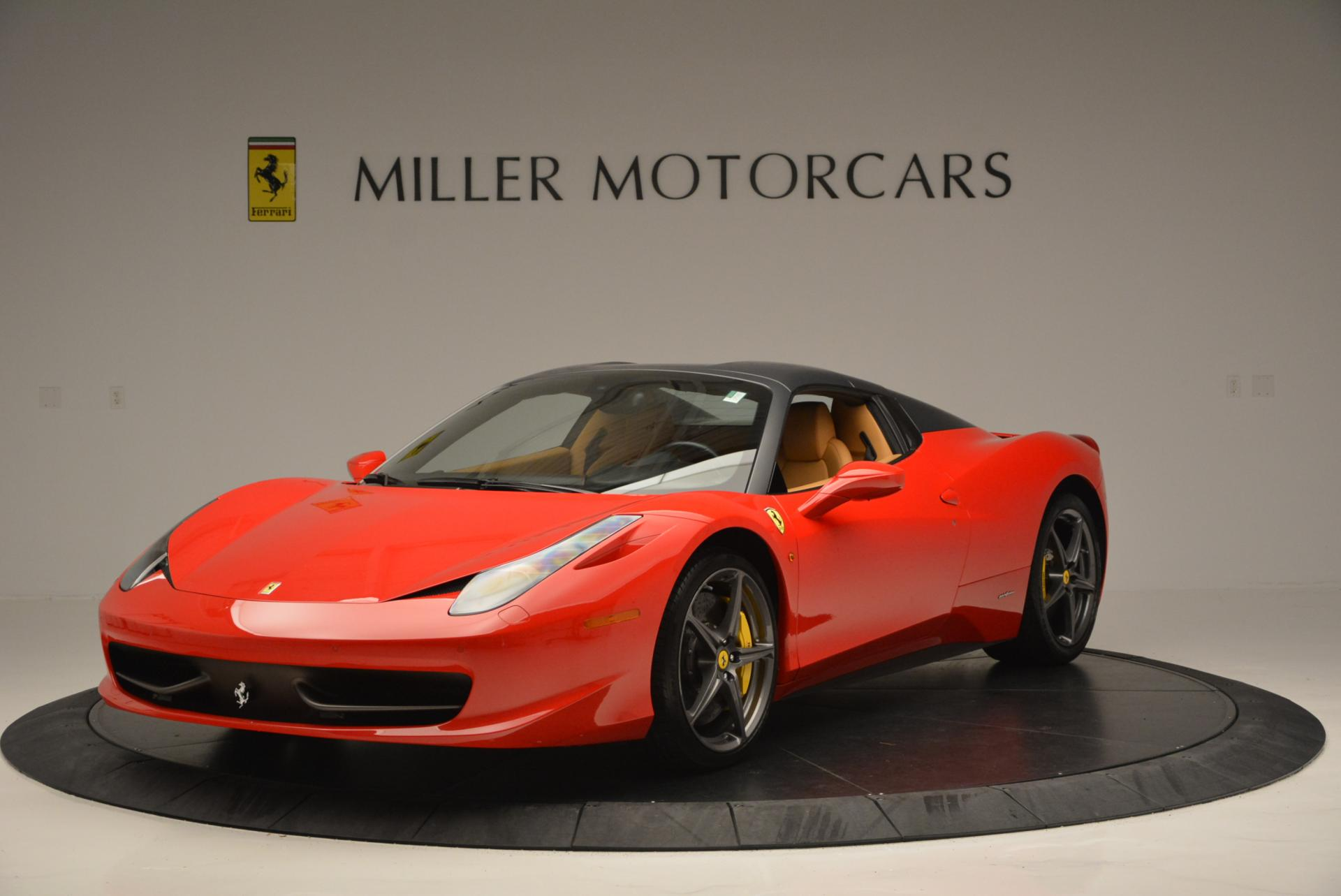 Used 2013 Ferrari 458 Spider  For Sale In Greenwich, CT 537_p13