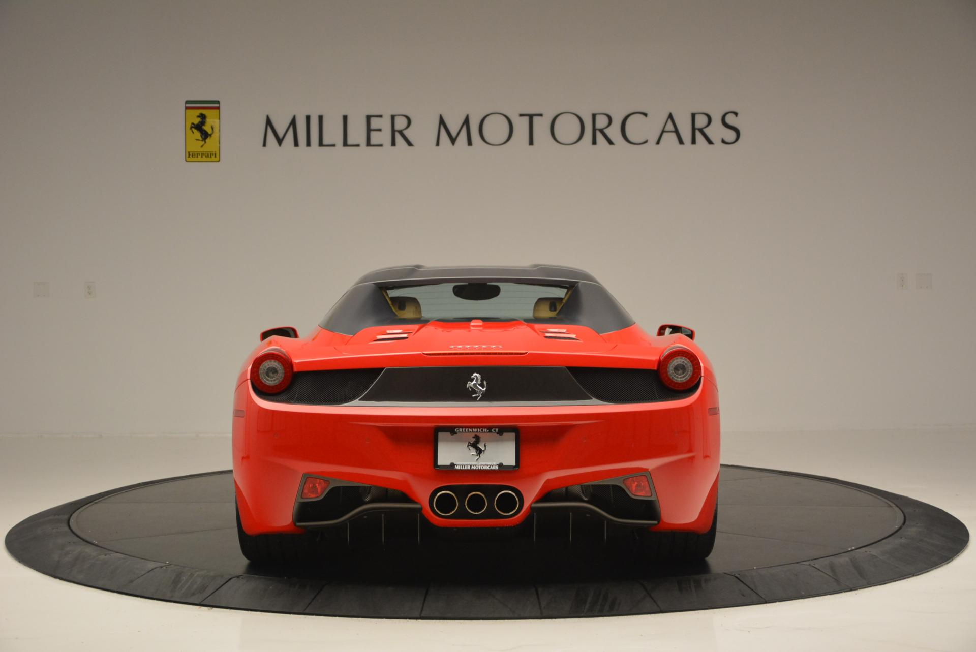 Used 2013 Ferrari 458 Spider  For Sale In Greenwich, CT 537_p18